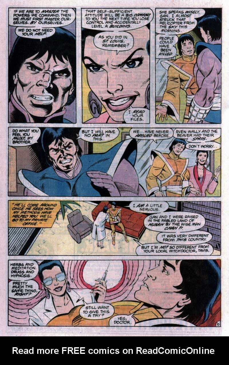 Teen Titans Spotlight issue 16 - Page 16