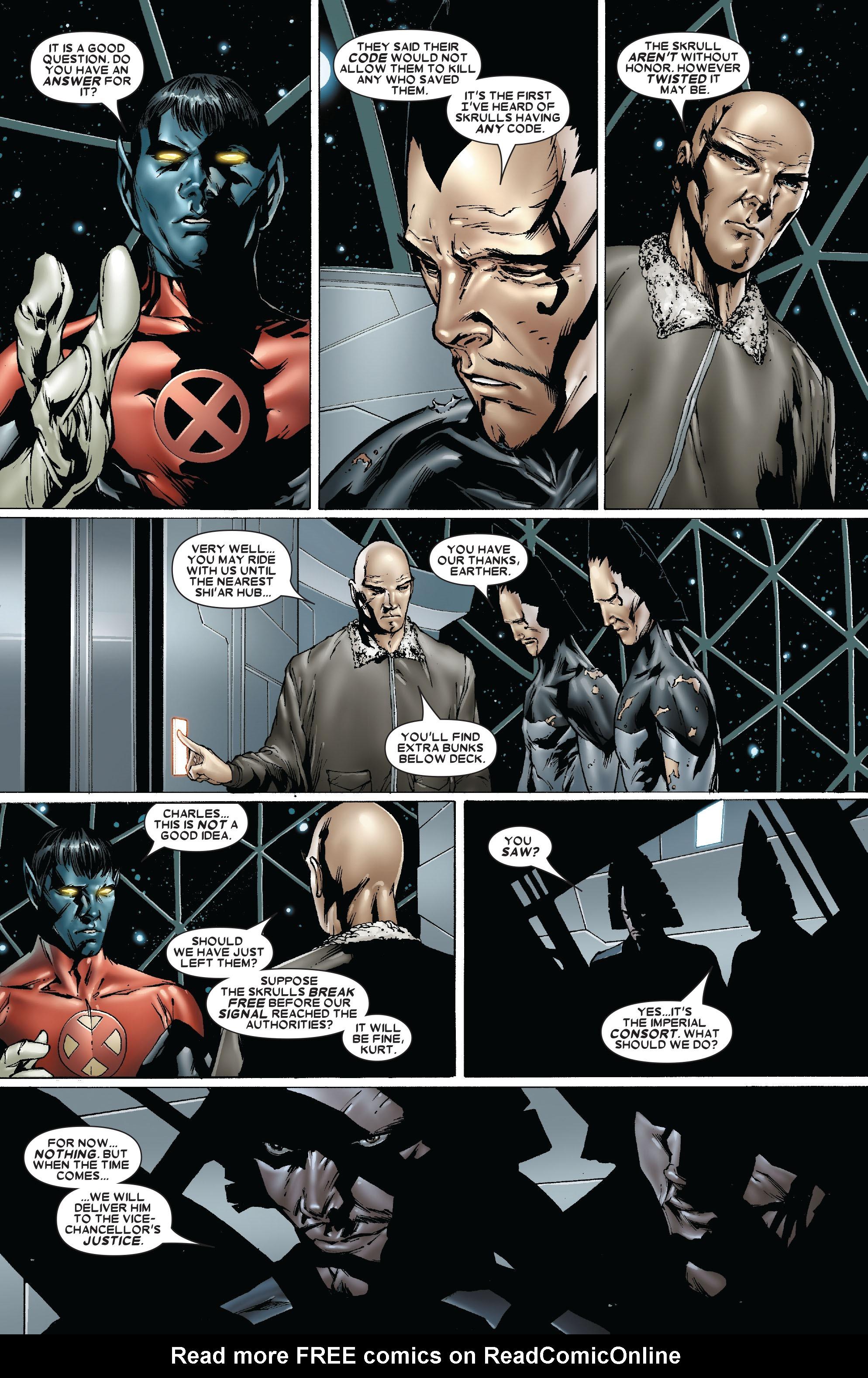 Read online Uncanny X-Men (1963) comic -  Issue #478 - 21