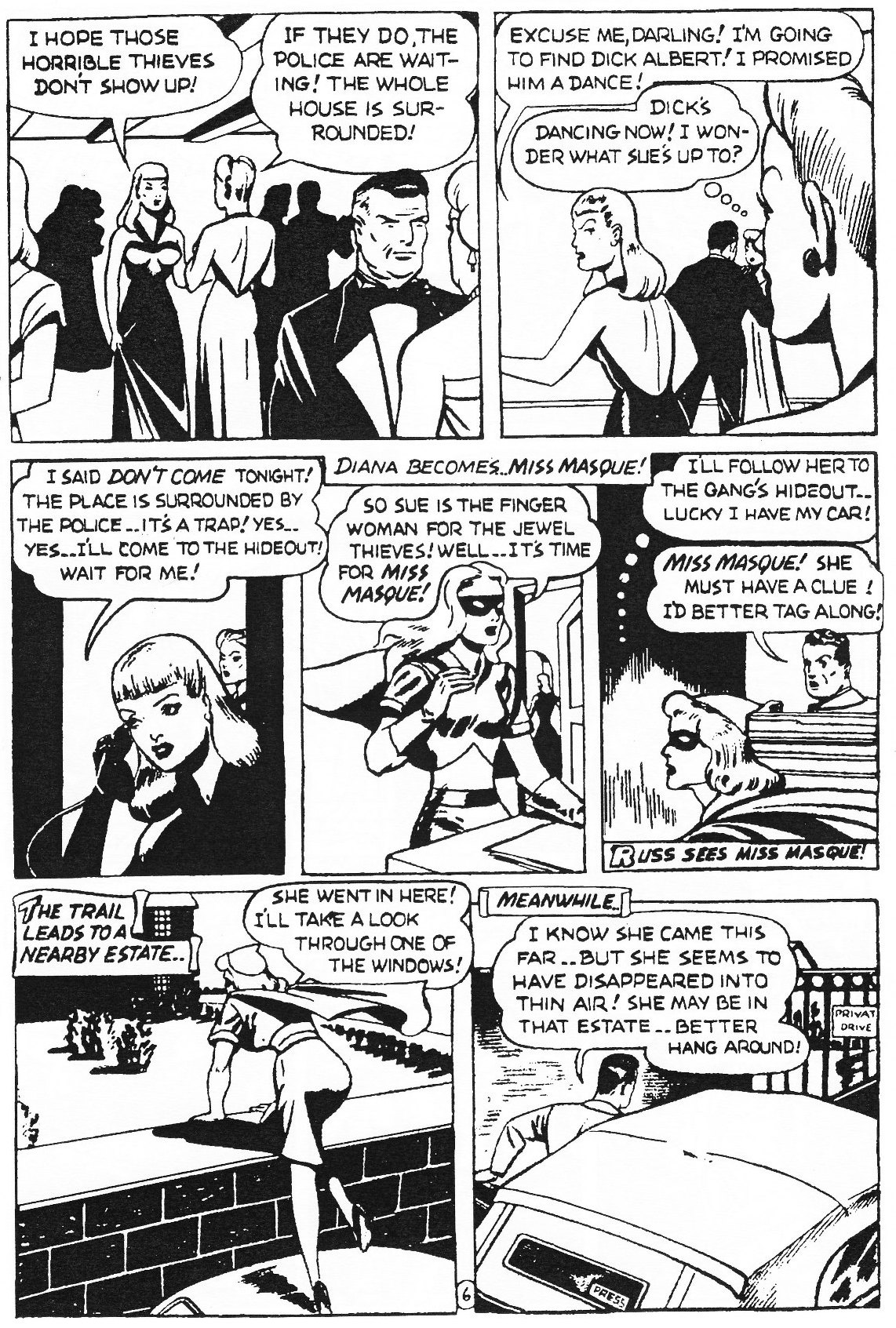Read online Men of Mystery Comics comic -  Issue #82 - 16