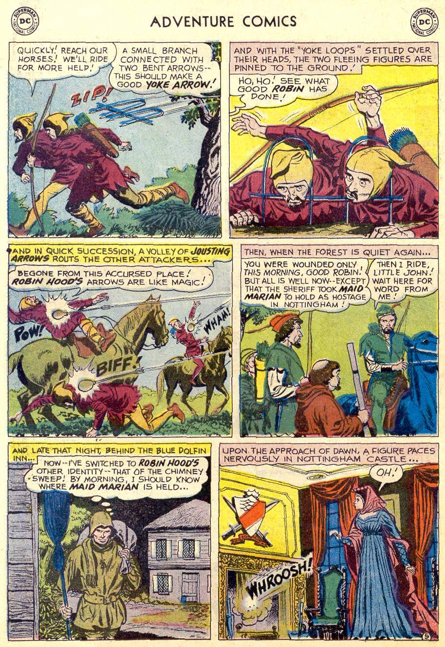Read online Adventure Comics (1938) comic -  Issue #264 - 30