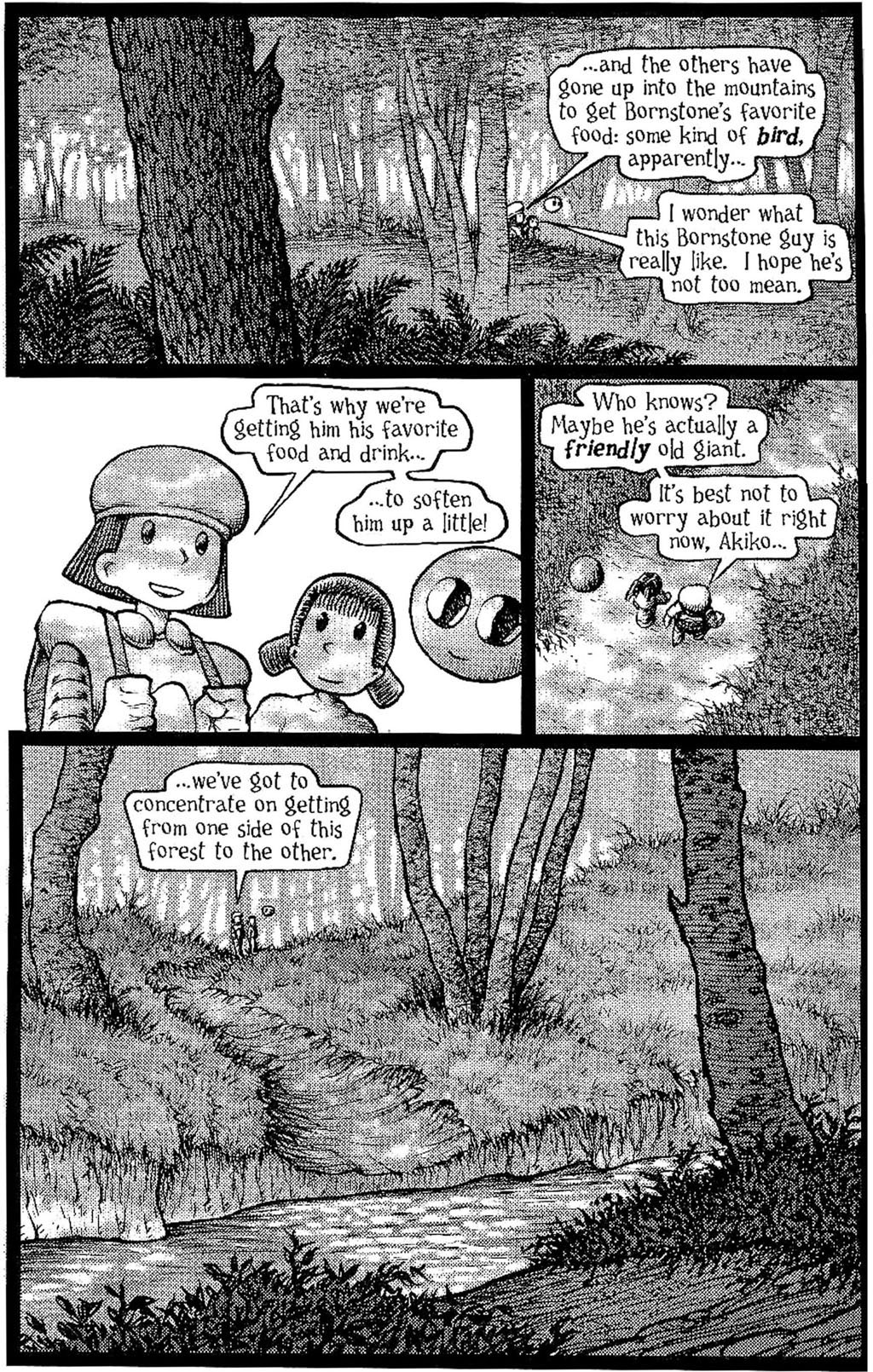 Read online Akiko comic -  Issue #Akiko _TPB 5 - 21