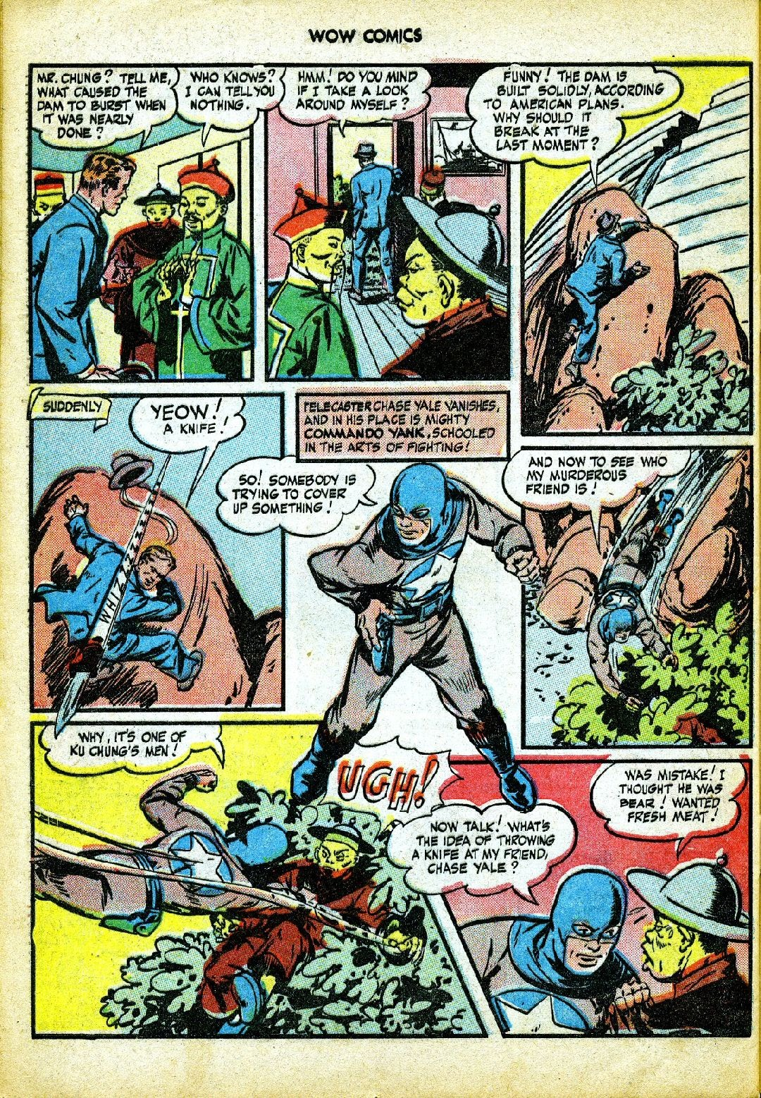 Wow Comics issue 57 - Page 44