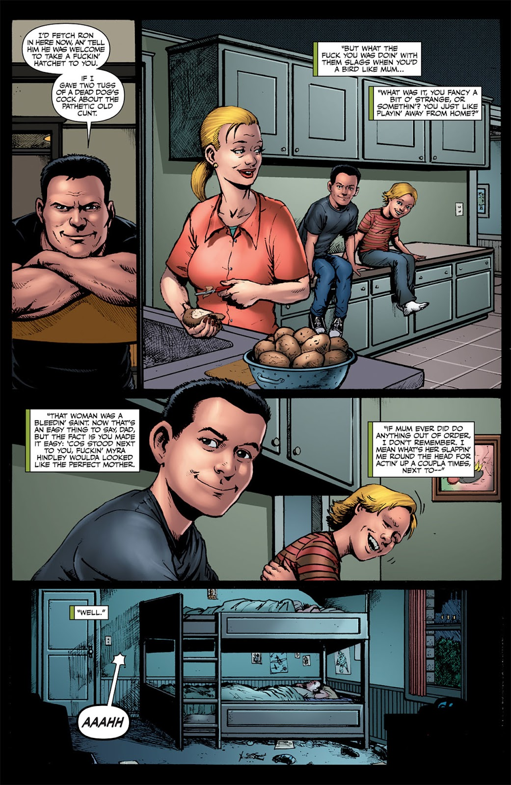 Read online The Boys: Butcher, Baker, Candlestickmaker comic -  Issue #1 - 13