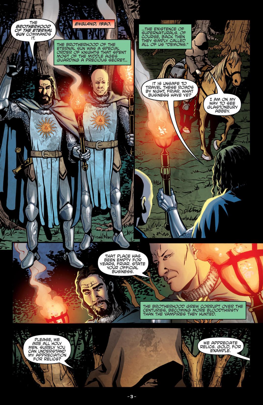 Read online True Blood (2012) comic -  Issue #5 - 6