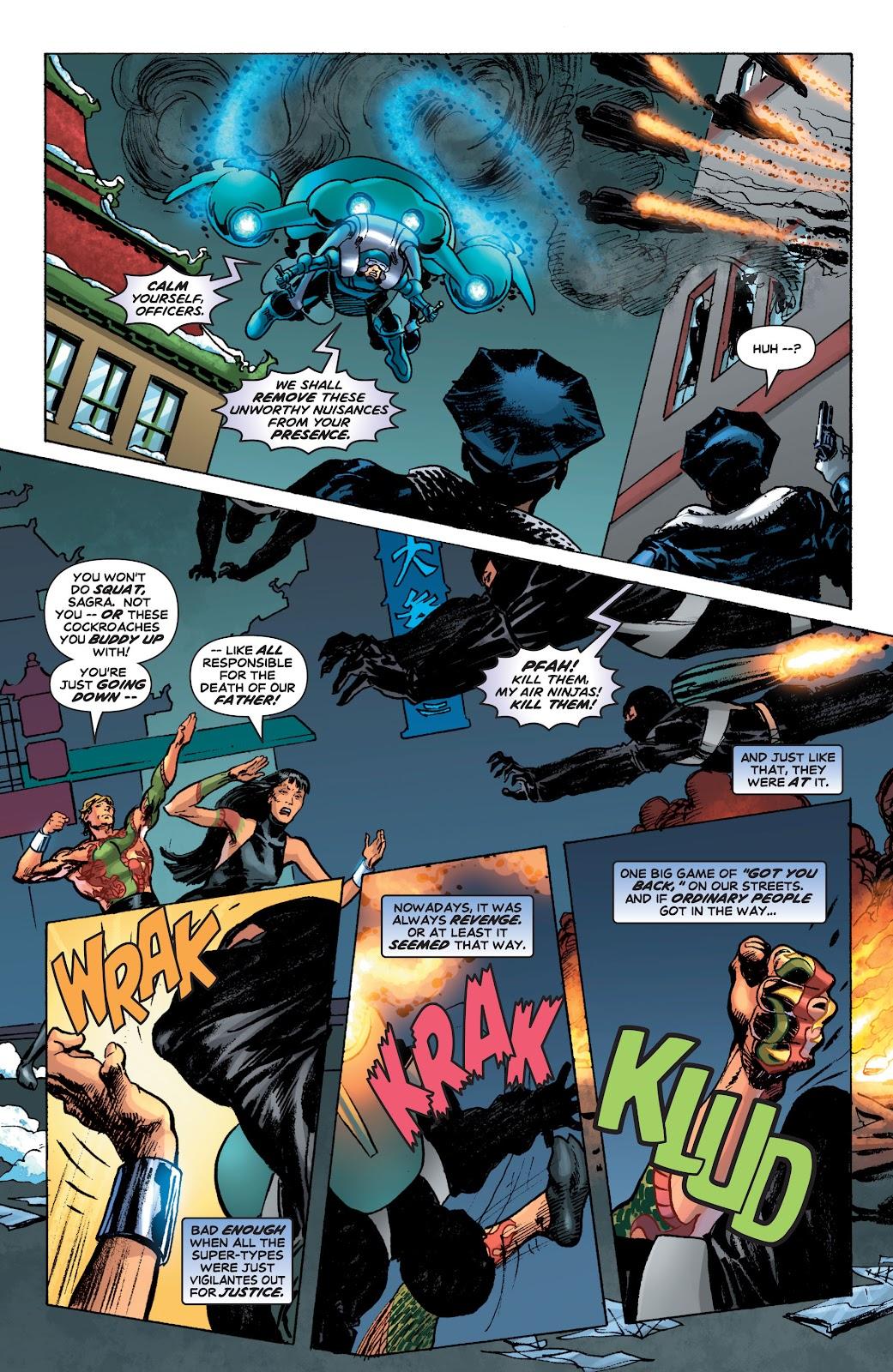 Astro City: Dark Age/Book Two Issue #1 #1 - English 7