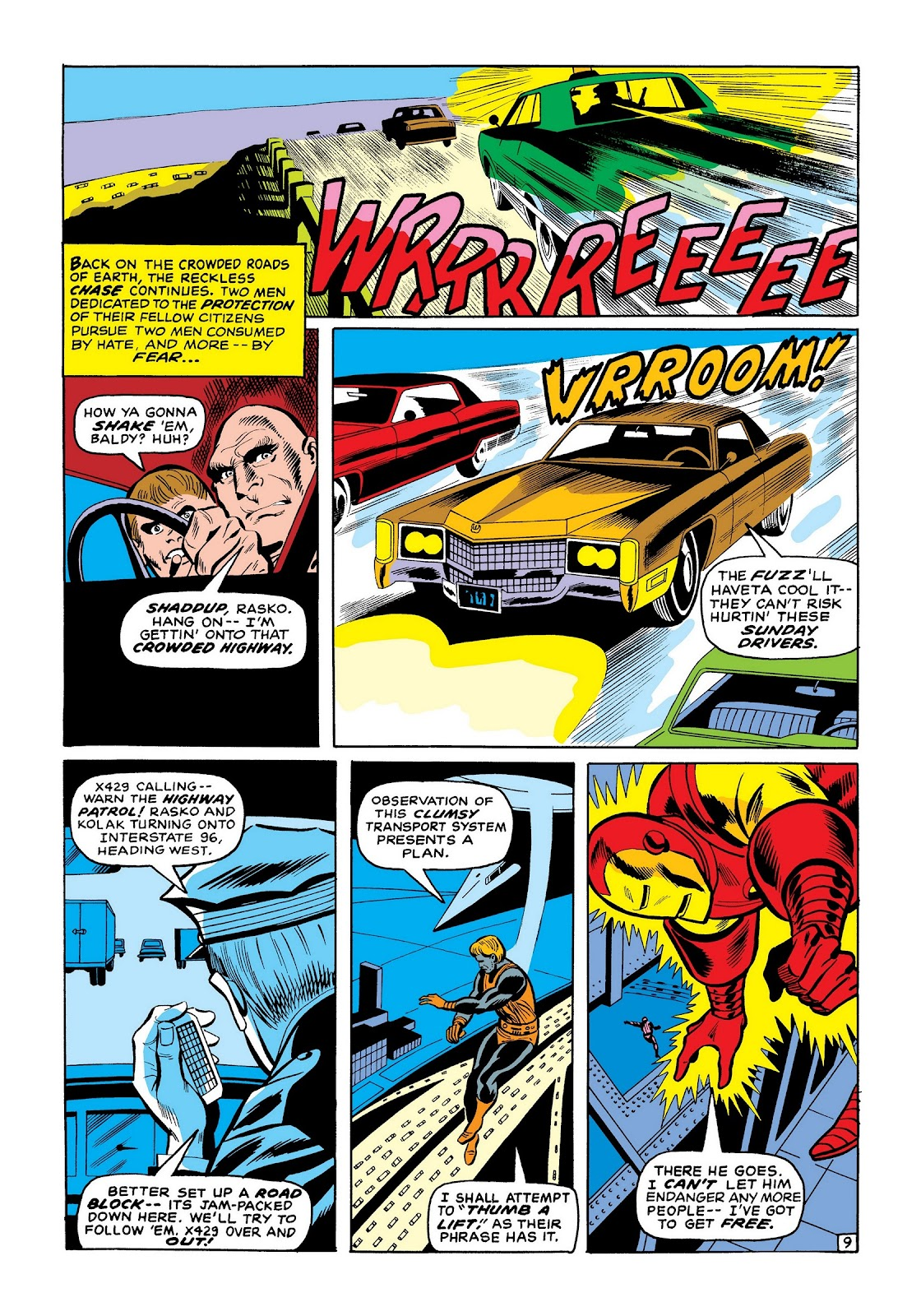 Read online Marvel Masterworks: The Invincible Iron Man comic -  Issue # TPB 7 (Part 2) - 38