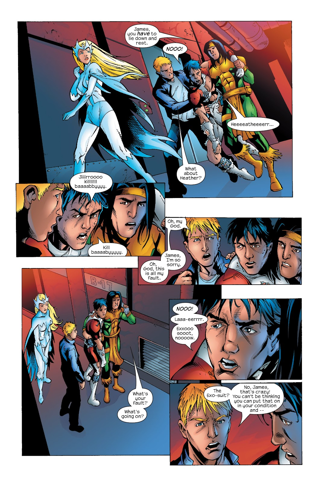 Read online X-Men: Unstoppable comic -  Issue # TPB (Part 3) - 100