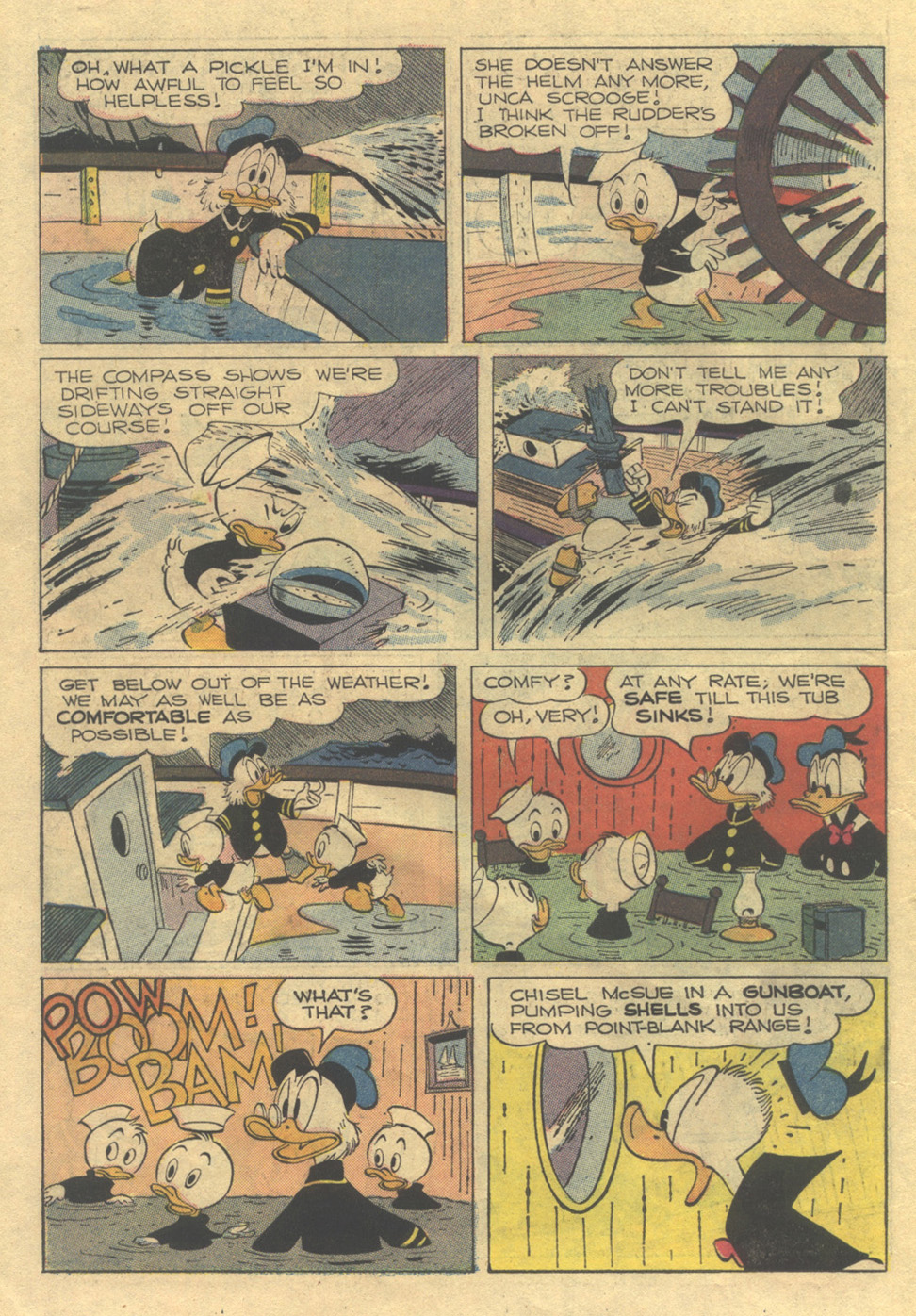 Read online Uncle Scrooge (1953) comic -  Issue #105 - 22