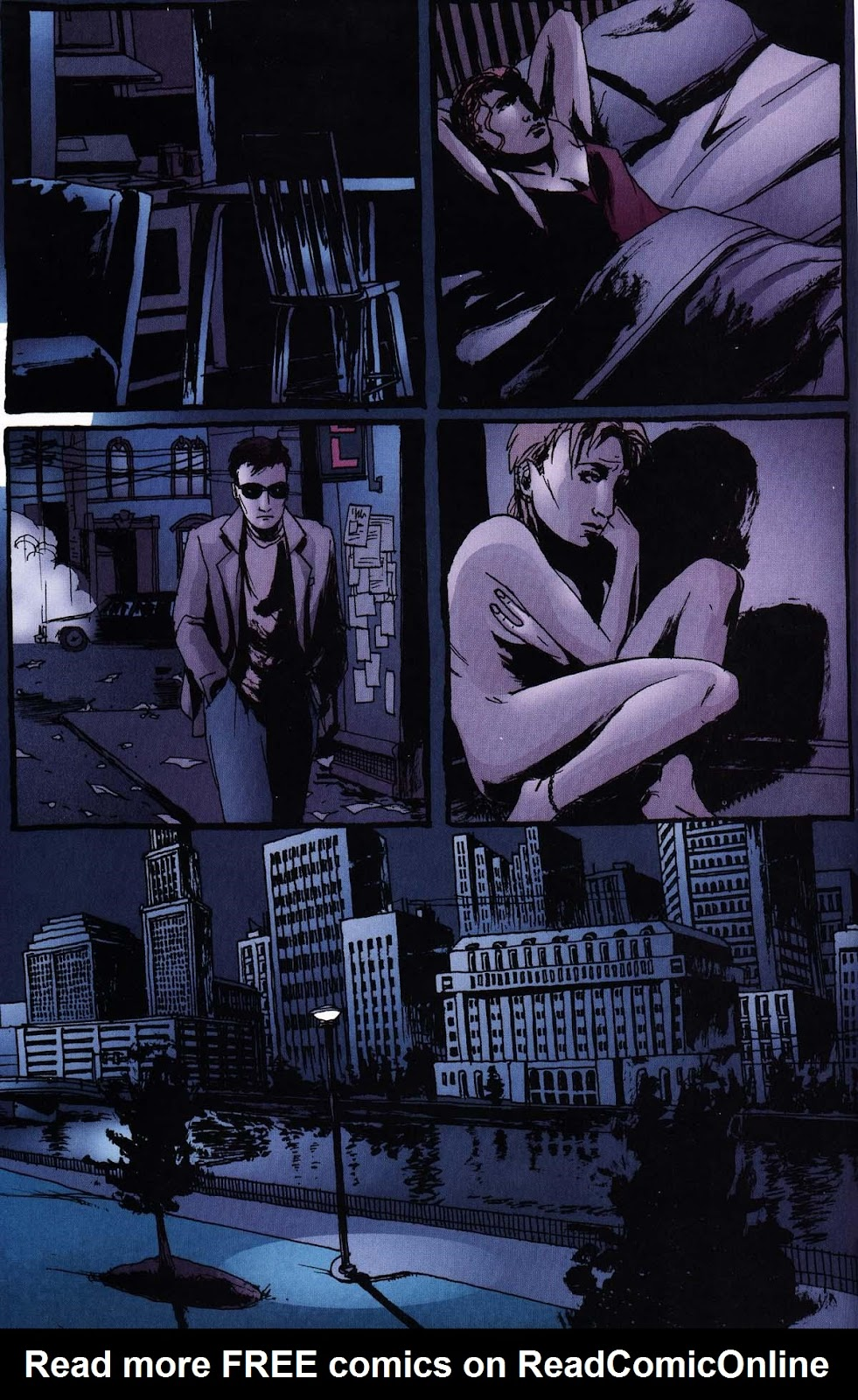Read online Vampire the Masquerade comic -  Issue # Ventrue - 26