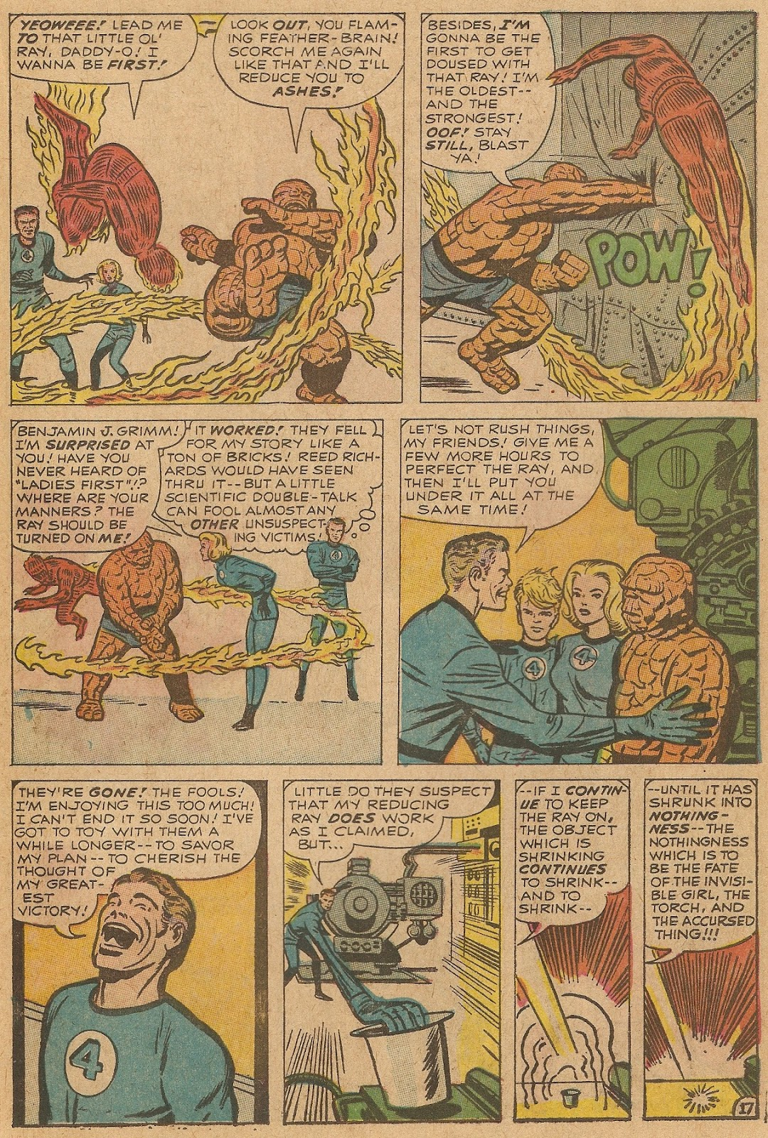 Marvel Collectors' Item Classics issue 8 - Page 19