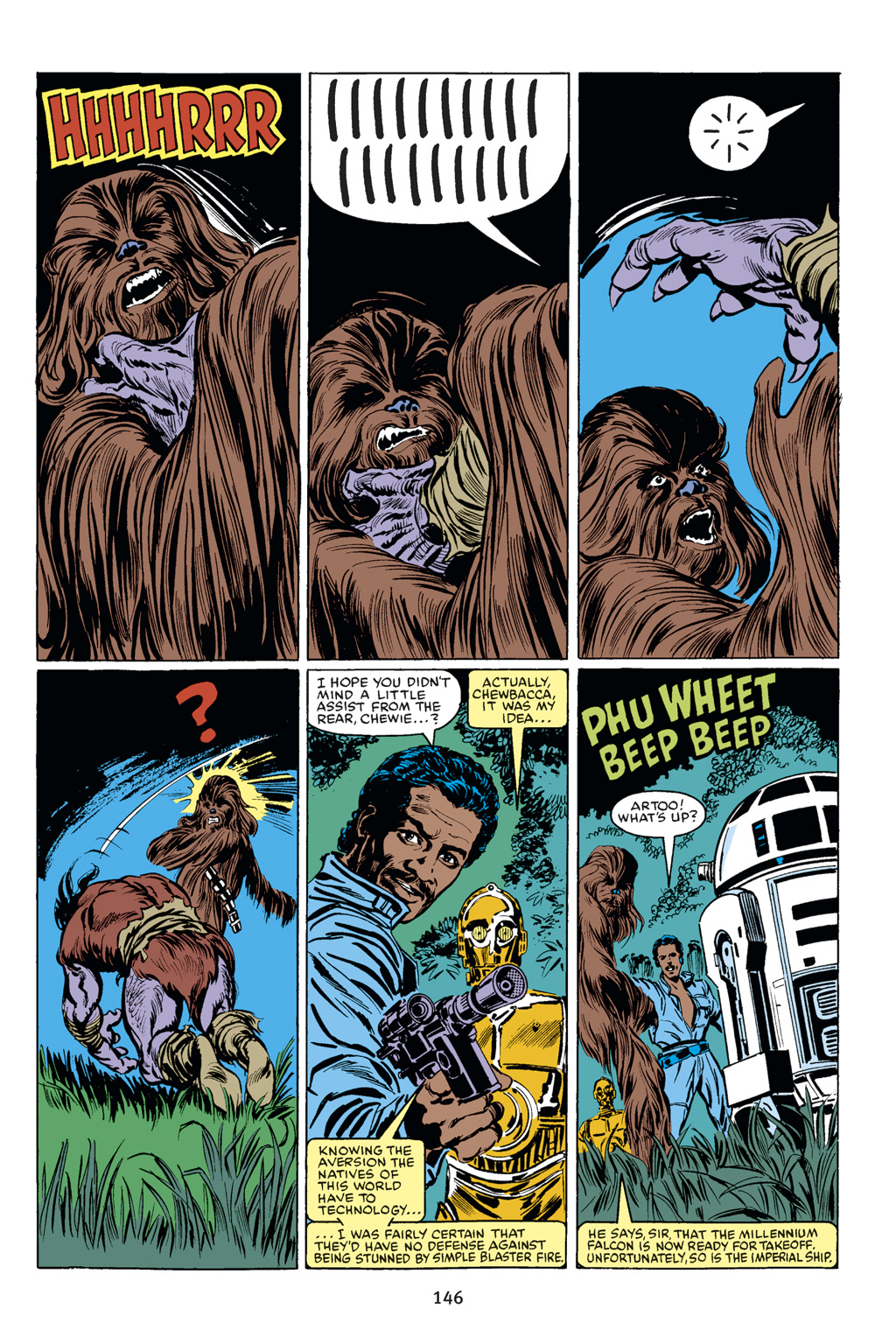Read online Star Wars Omnibus comic -  Issue # Vol. 18 - 136