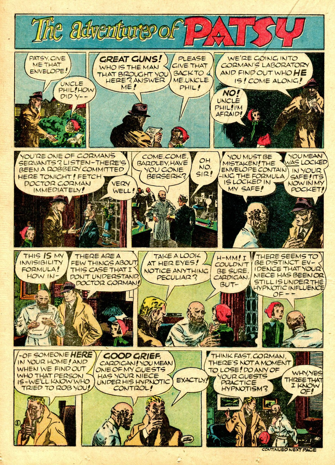 Read online Famous Funnies comic -  Issue #63 - 29