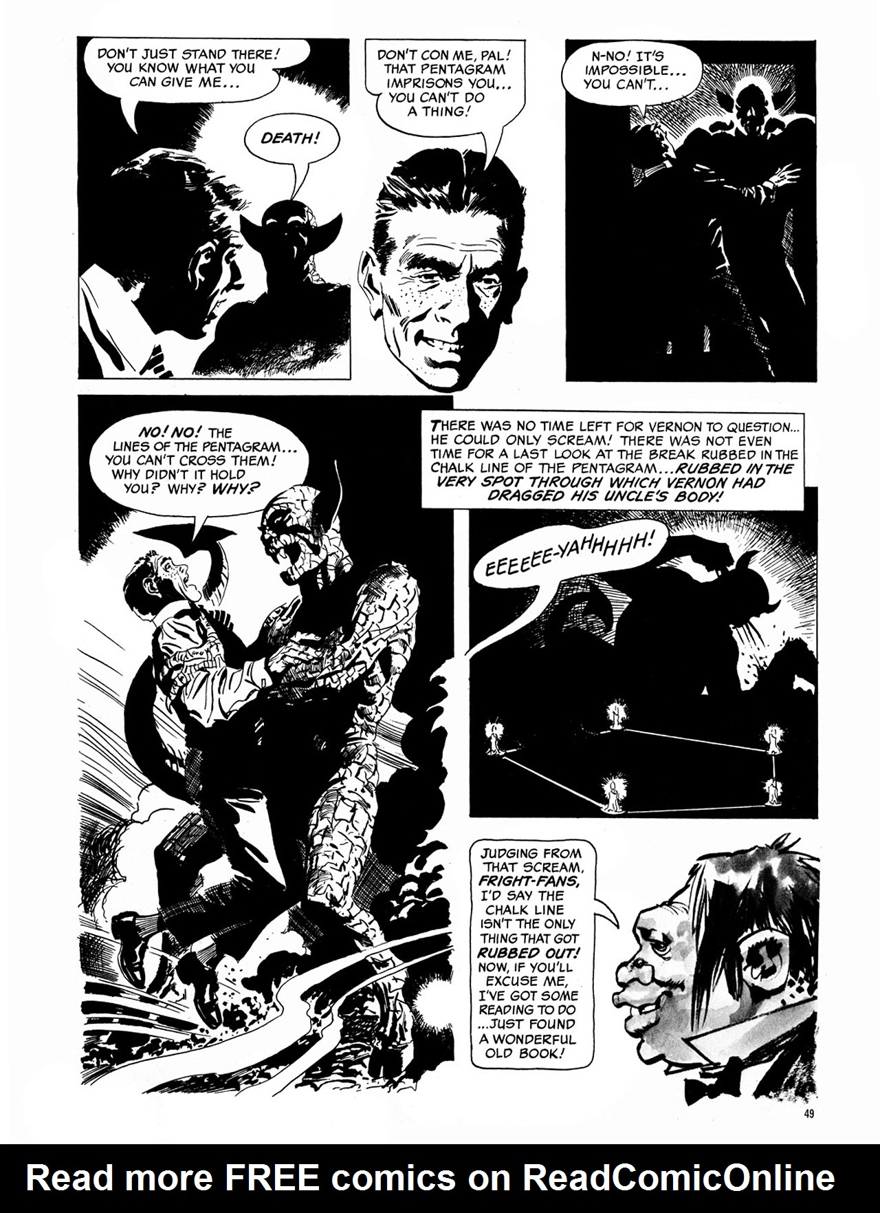 Read online Eerie Archives comic -  Issue # TPB 1 - 50