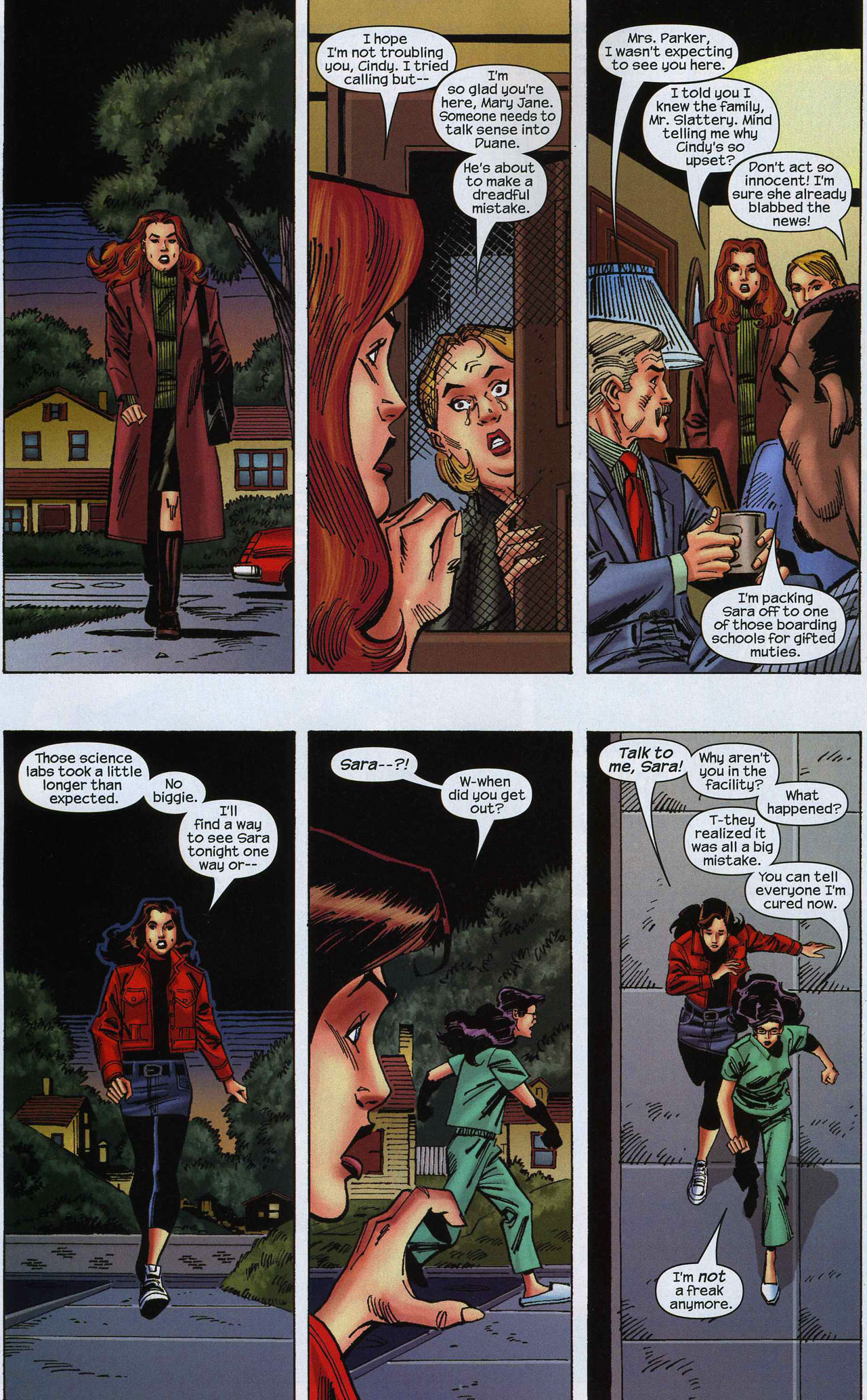 Amazing Spider-Girl 8 Page 15