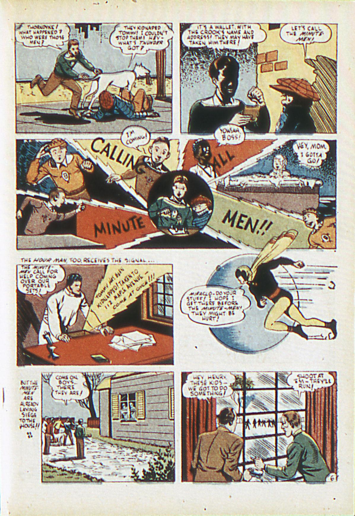 Read online Adventure Comics (1938) comic -  Issue #62 - 38