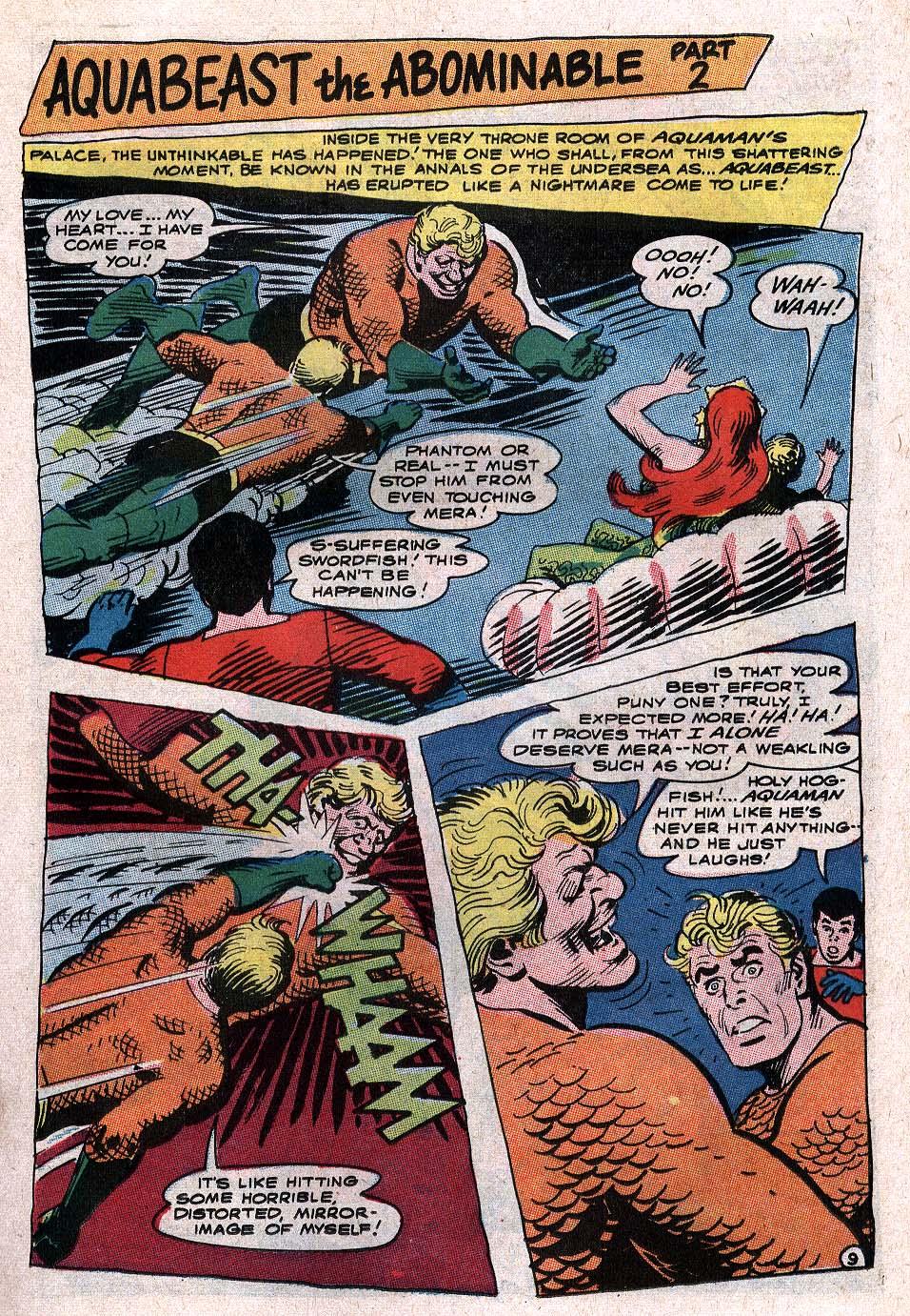 Read online Aquaman (1962) comic -  Issue #34 - 15
