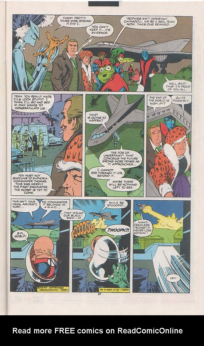 Excalibur (1988) issue 45 - Page 20