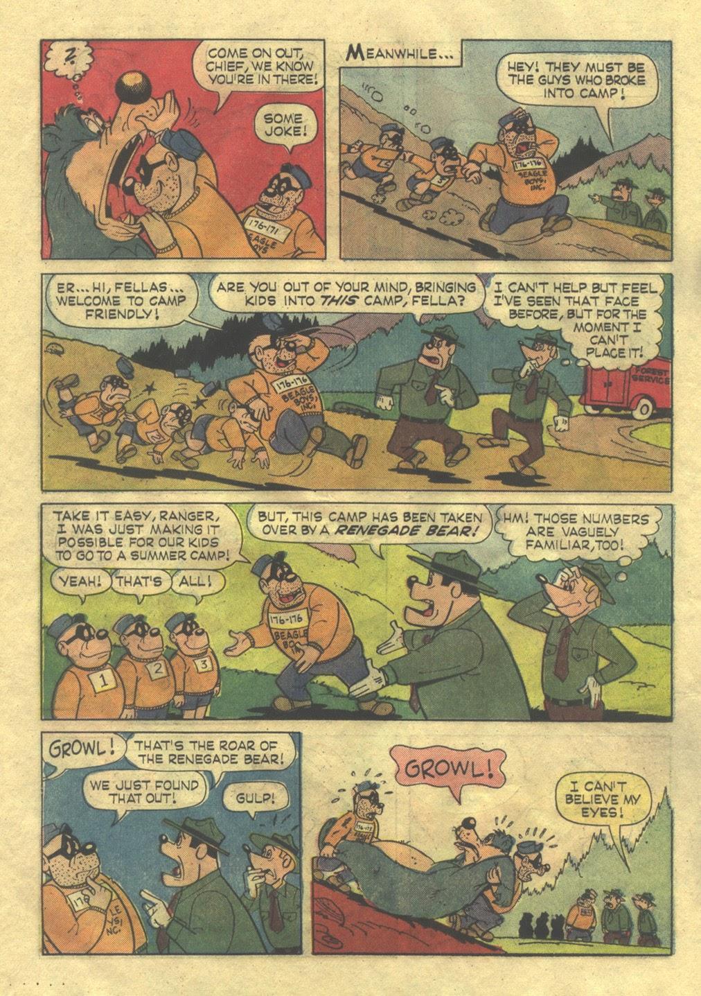Walt Disney THE BEAGLE BOYS issue 2 - Page 22