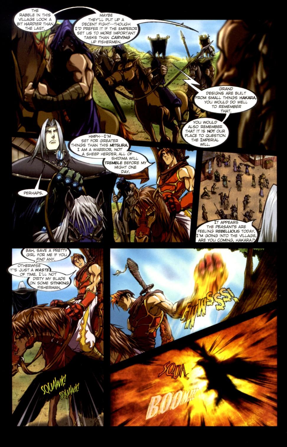 Read online Shidima comic -  Issue #1 - 10