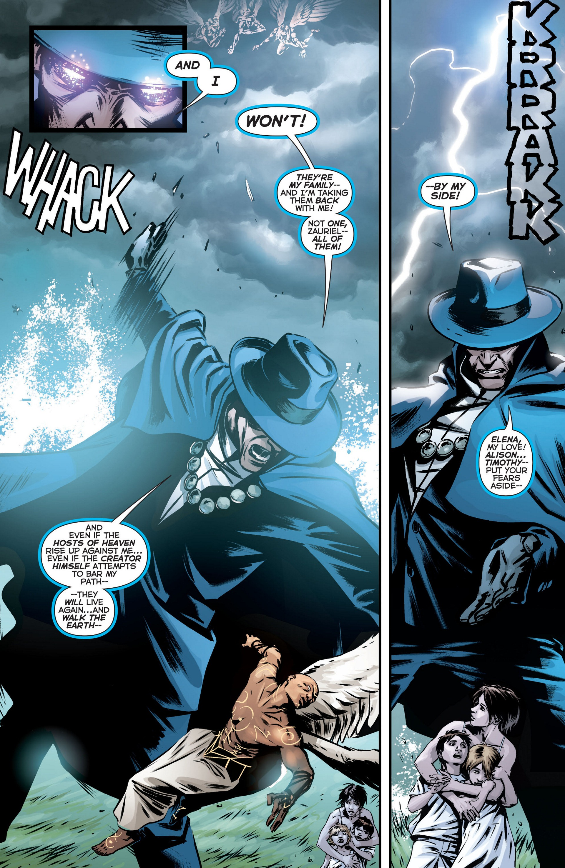 Read online Trinity of Sin: The Phantom Stranger comic -  Issue #10 - 15