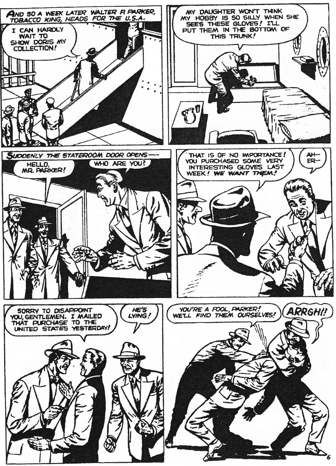 Read online Men of Mystery Comics comic -  Issue #82 - 136
