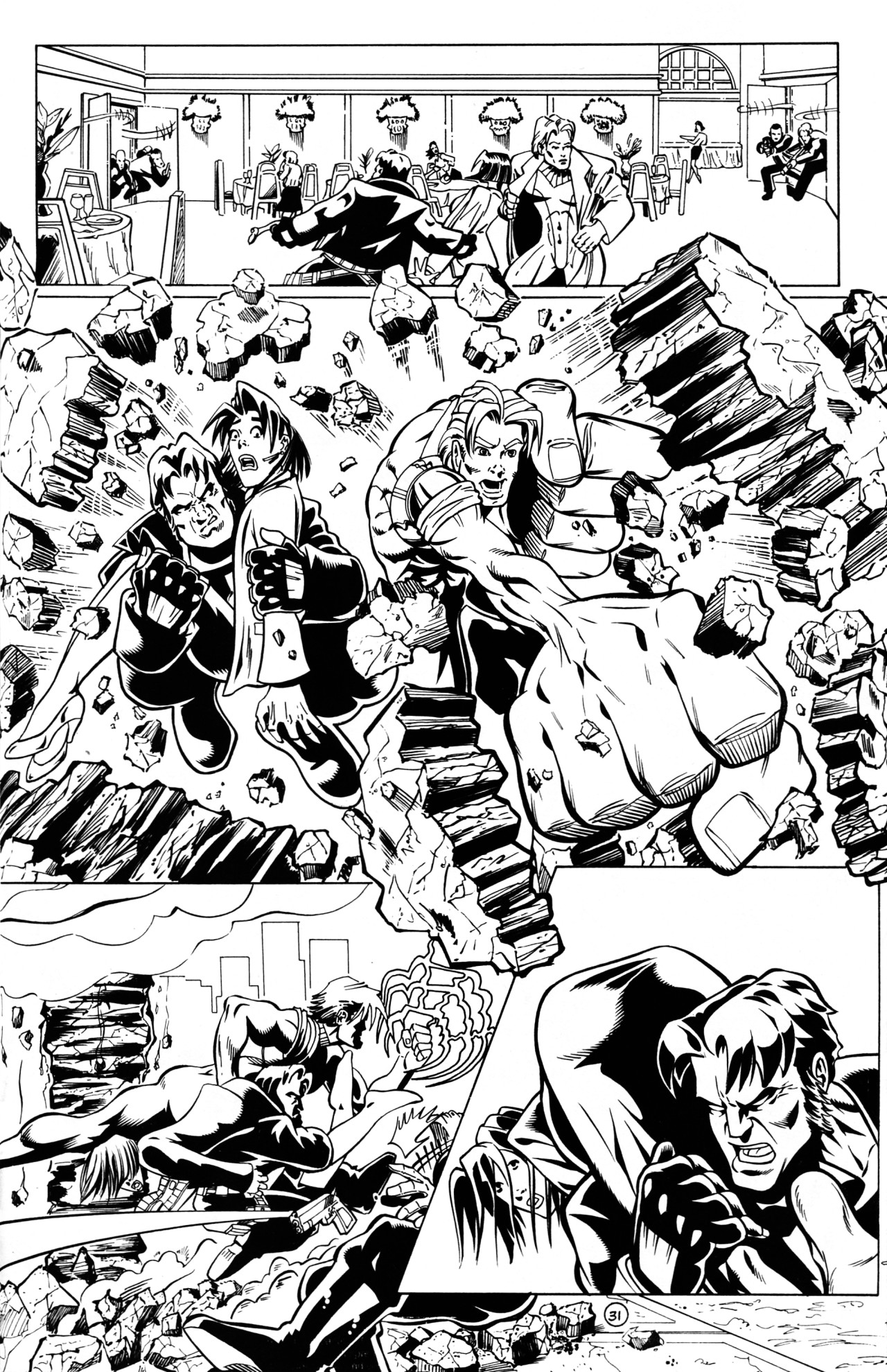 Read online Dr. Weird (1997) comic -  Issue #2 - 33