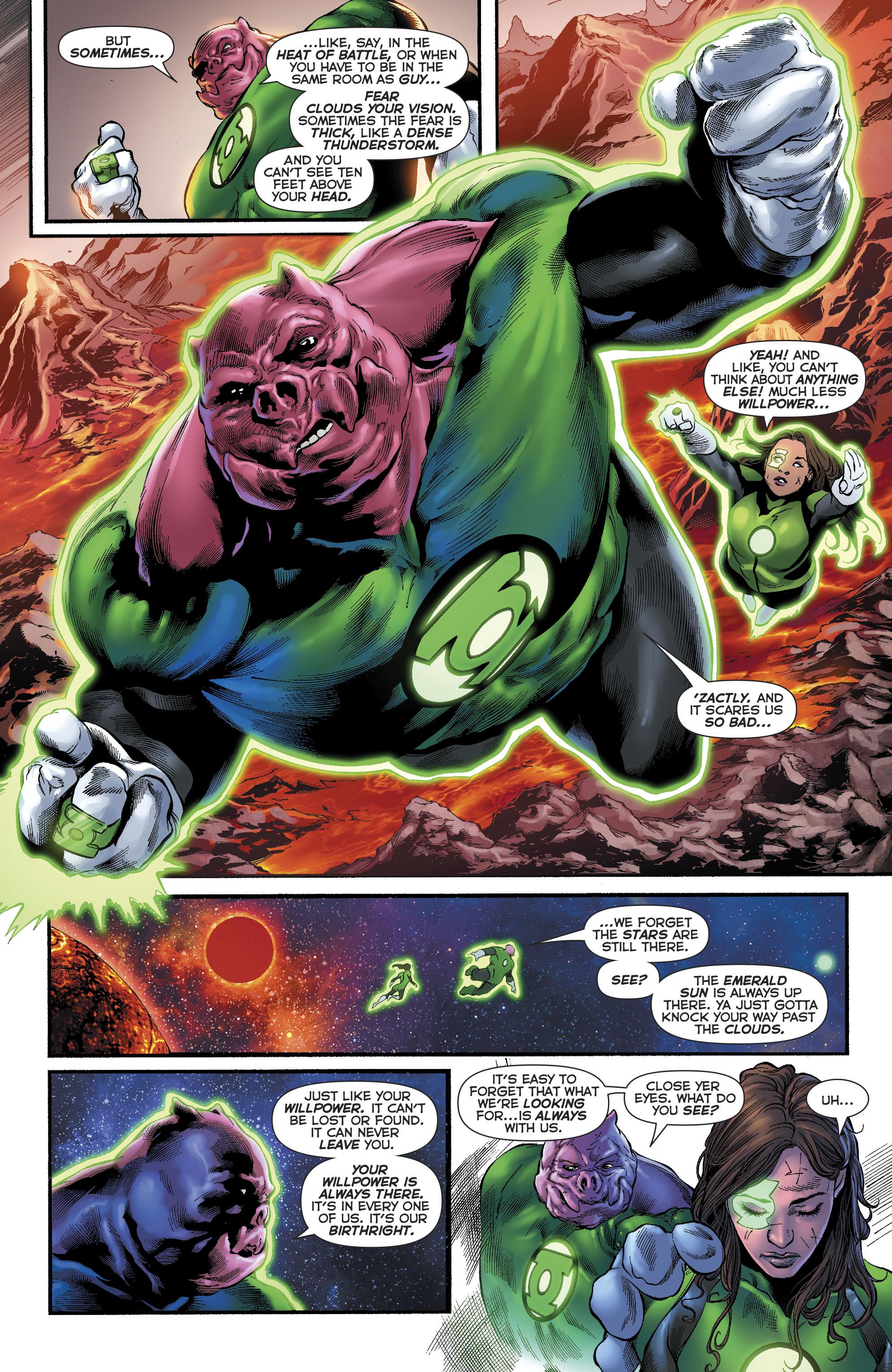 Read online Green Lanterns comic -  Issue #23 - 16
