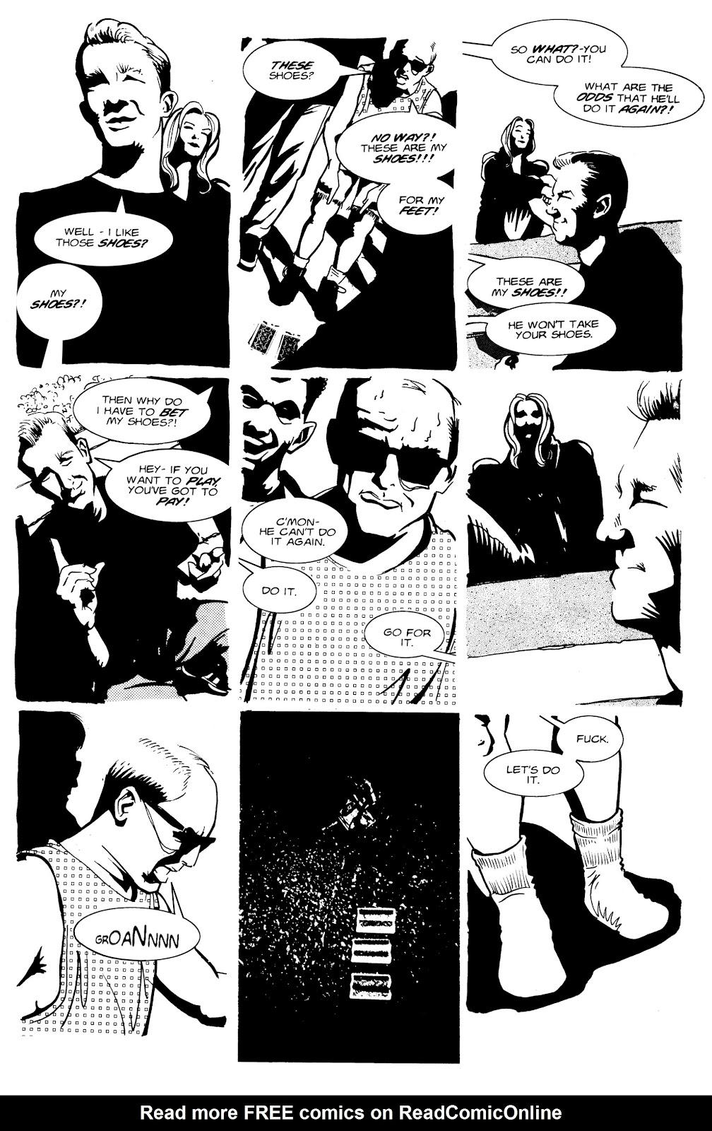 Read online Goldfish comic -  Issue # TPB (Part 1) - 36