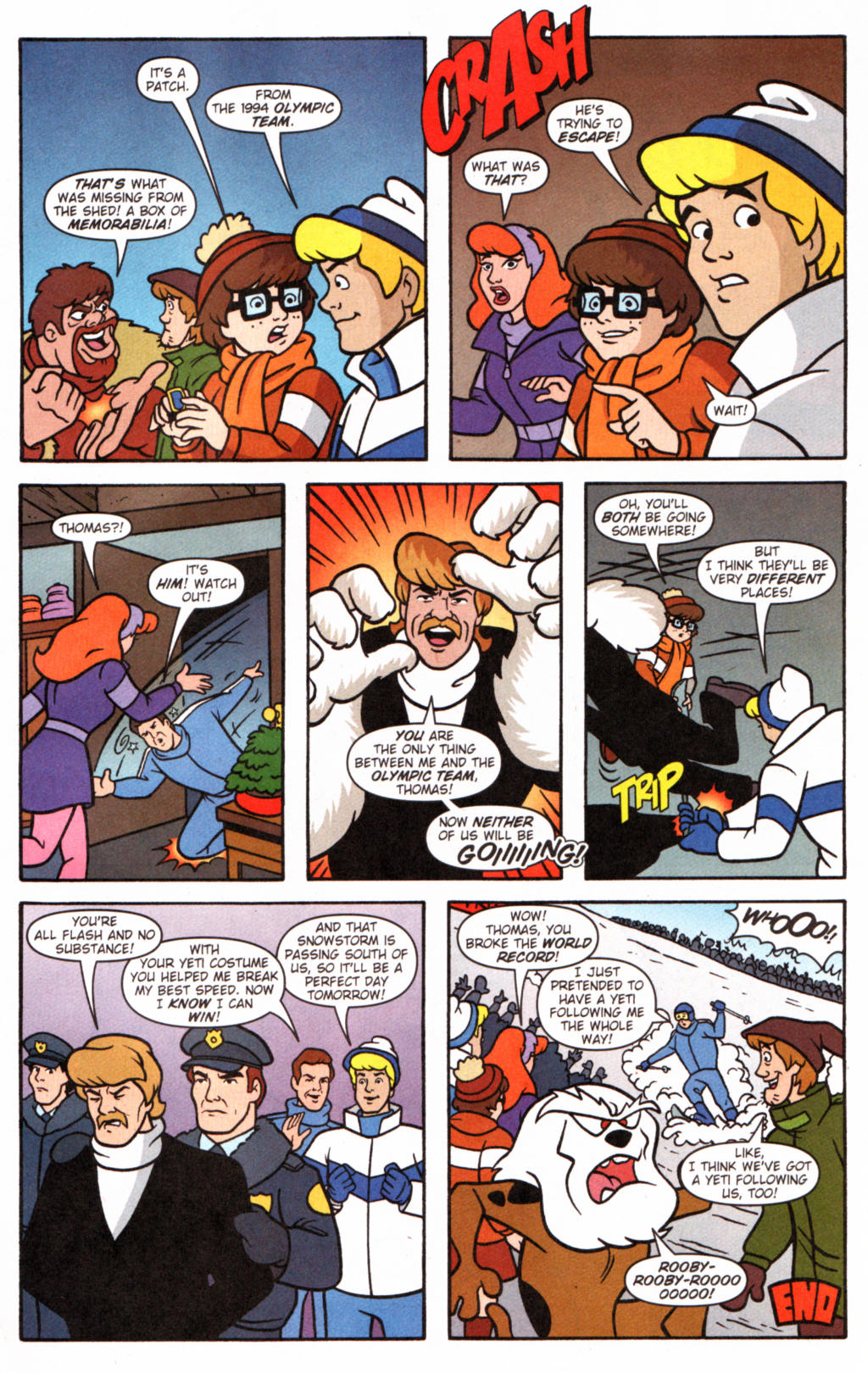 Read online Scooby-Doo (1997) comic -  Issue #116 - 12
