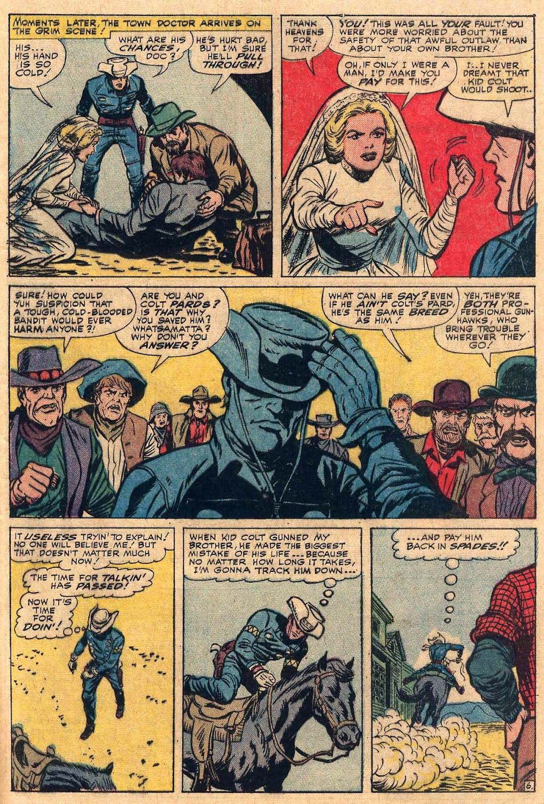The Rawhide Kid (1955) issue 50 - Page 9