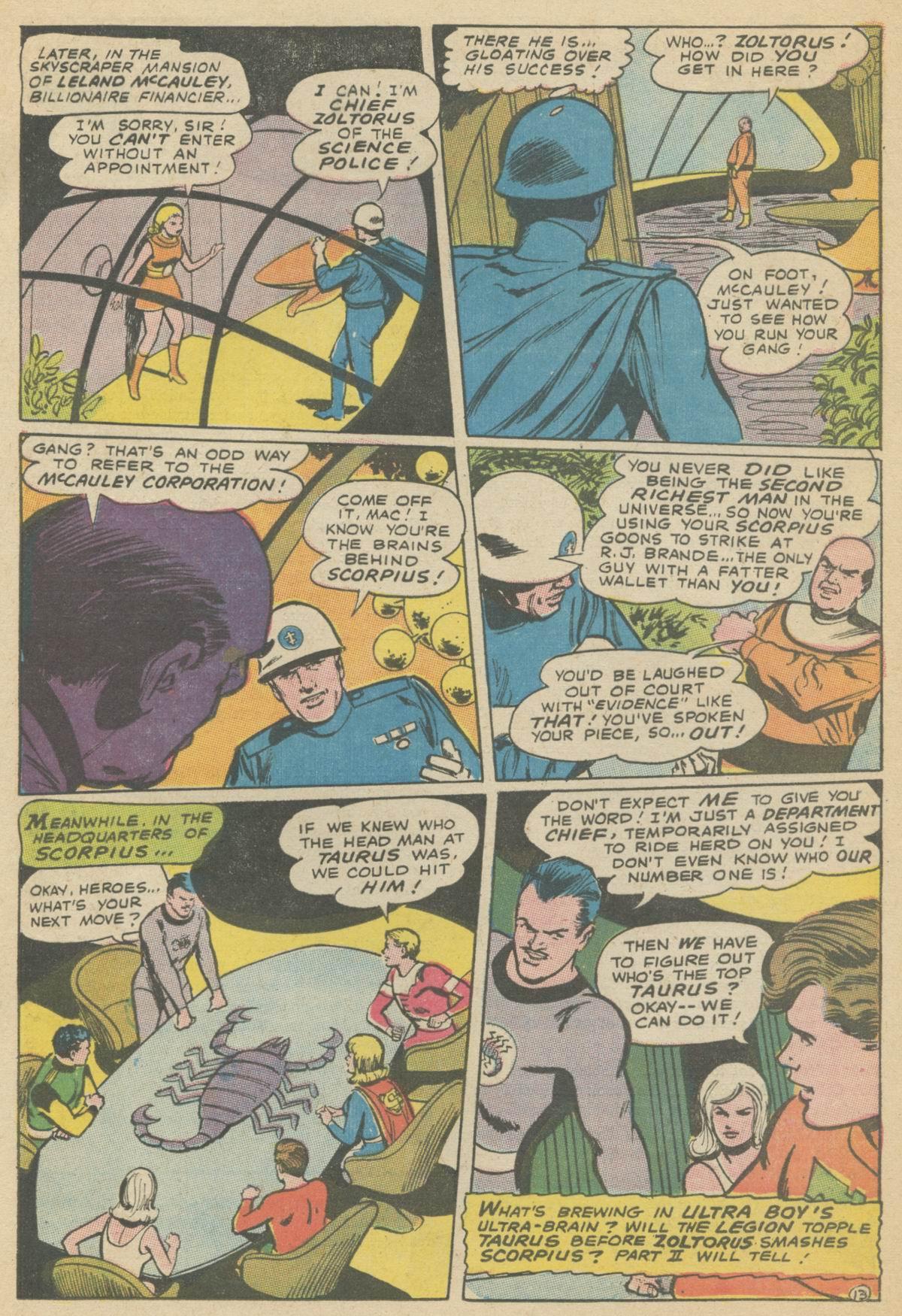 Read online Adventure Comics (1938) comic -  Issue #374 - 17