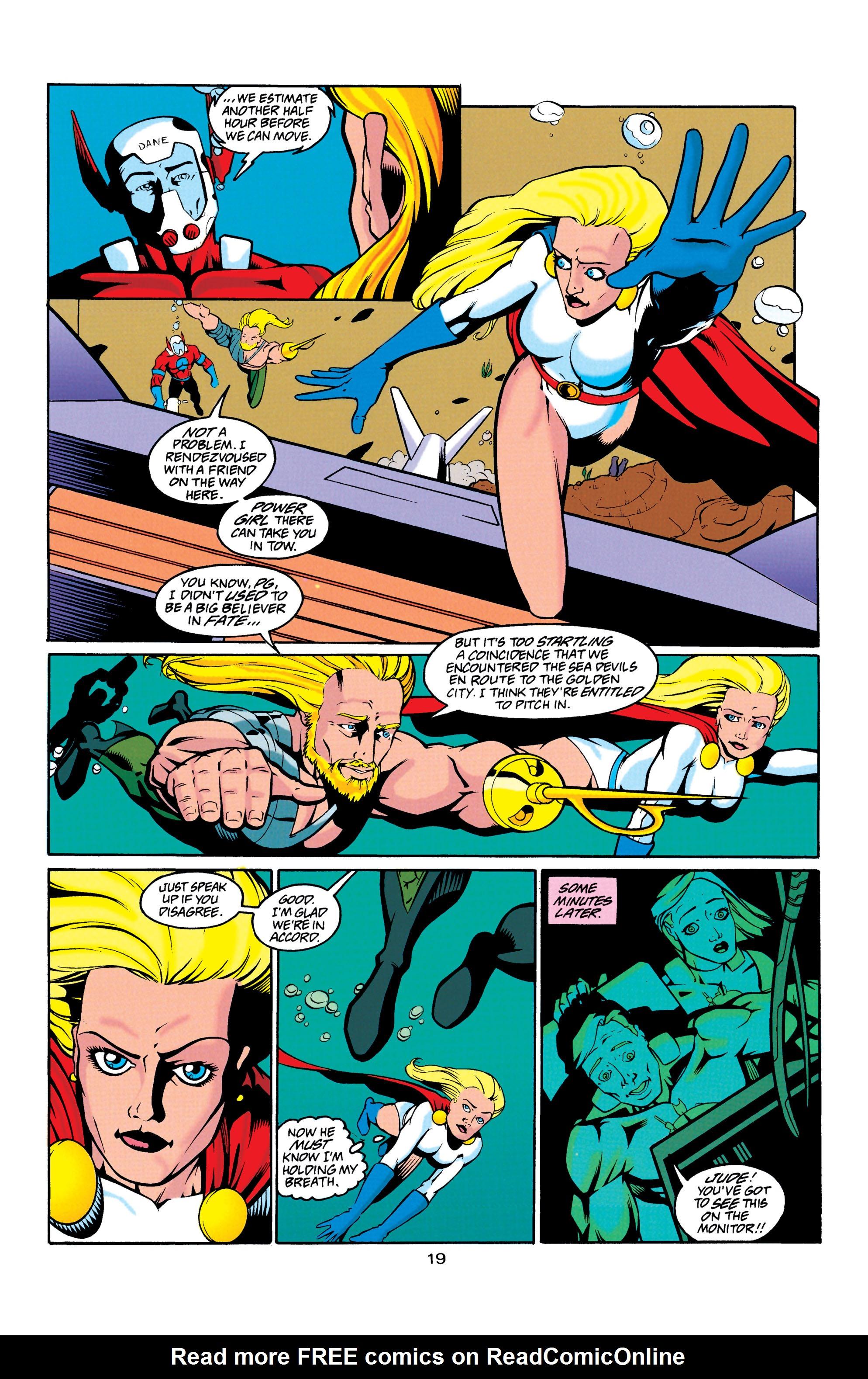Read online Aquaman (1994) comic -  Issue #23 - 19