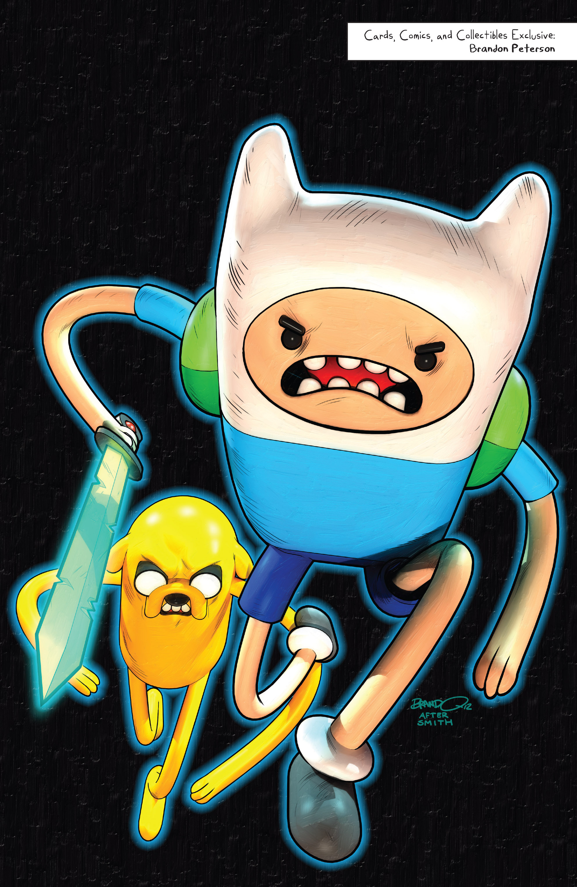Read online Adventure Time comic -  Issue #Adventure Time _TPB 3 - 107