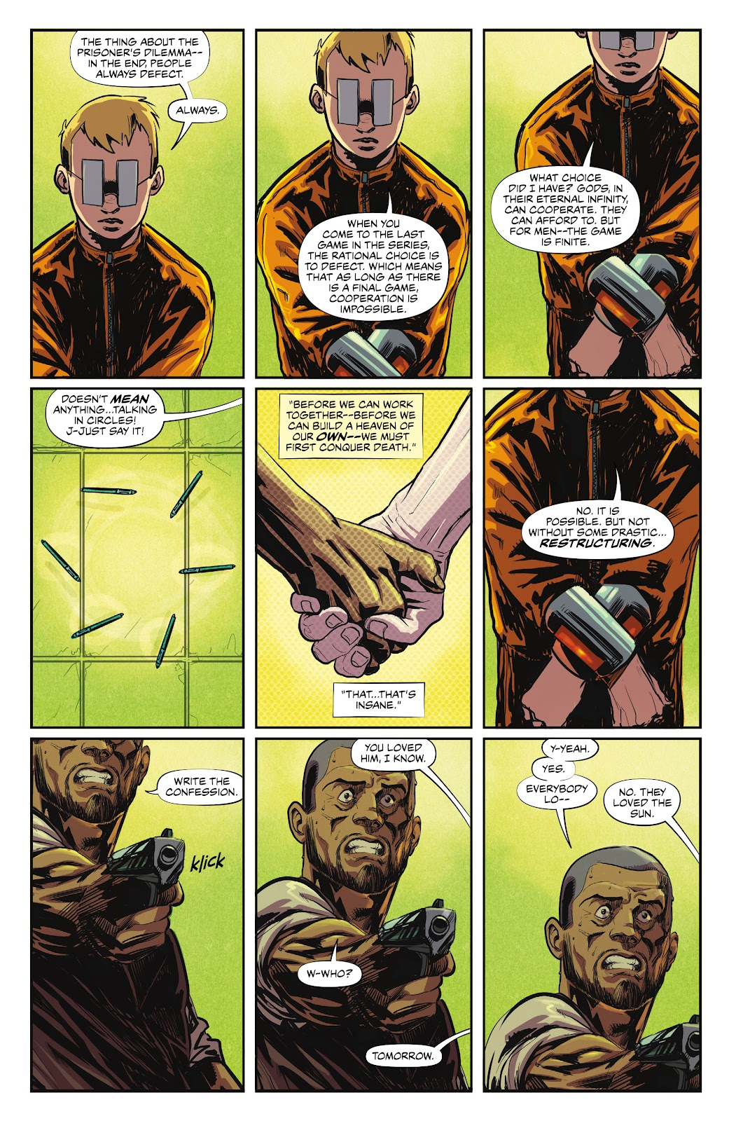 Read online Maxwell's Demons comic -  Issue #4 - 44