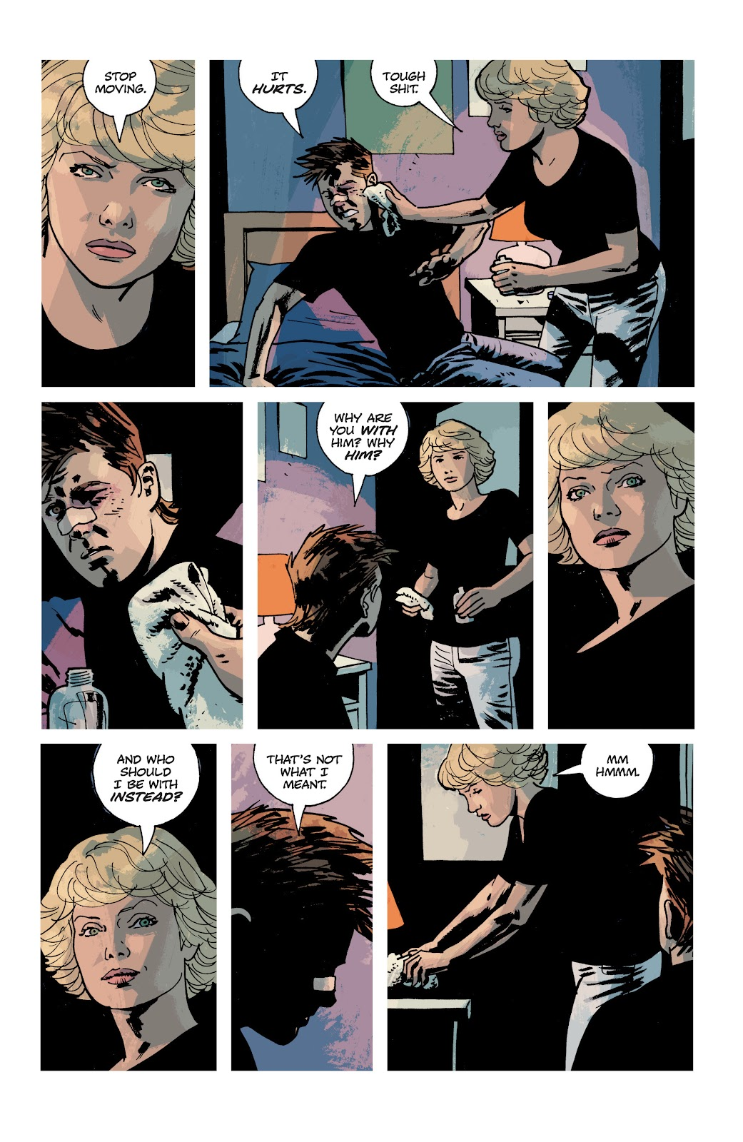 Read online Criminal (2019) comic -  Issue #10 - 22