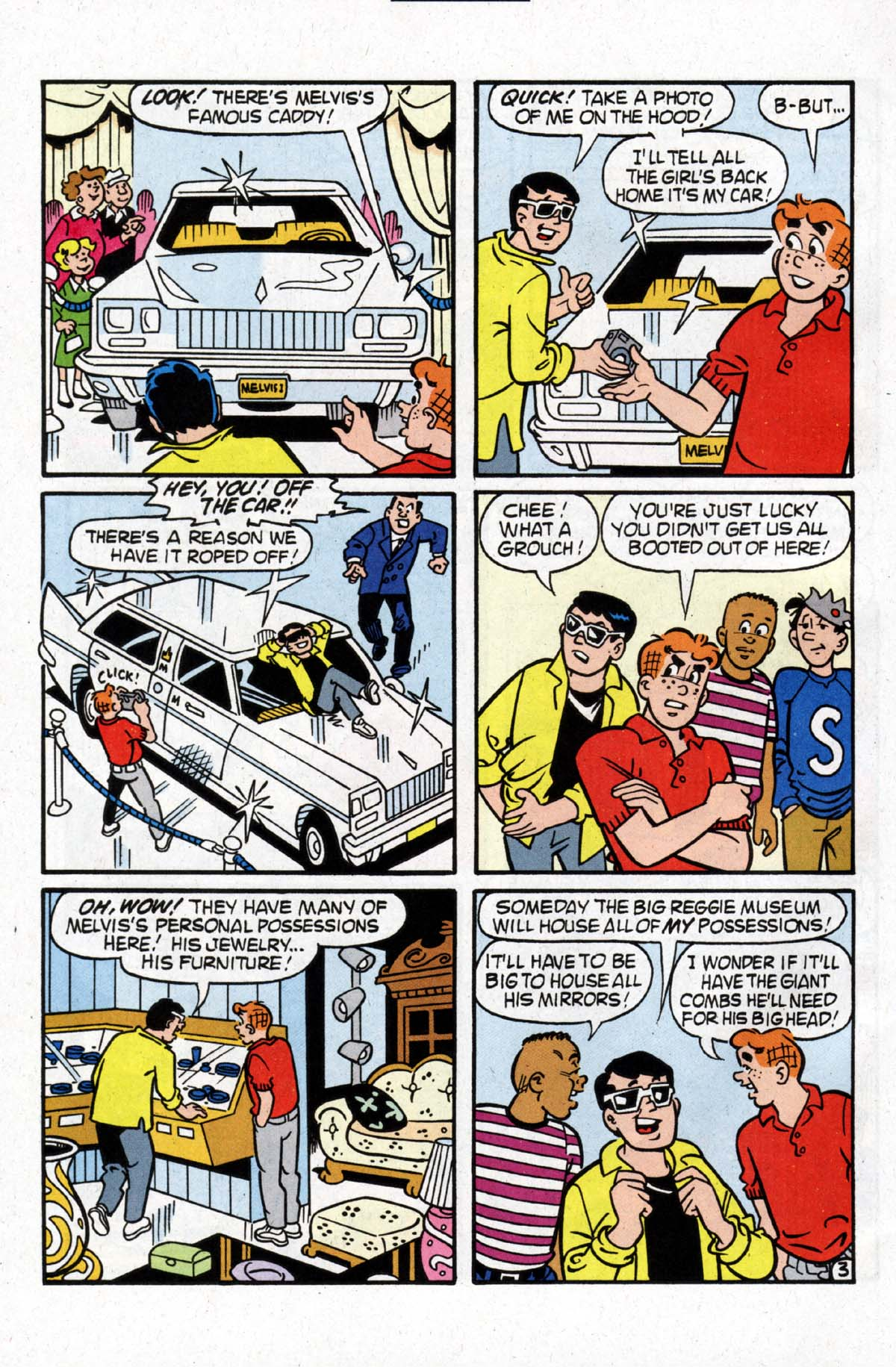 Read online Archie (1960) comic -  Issue #526 - 24