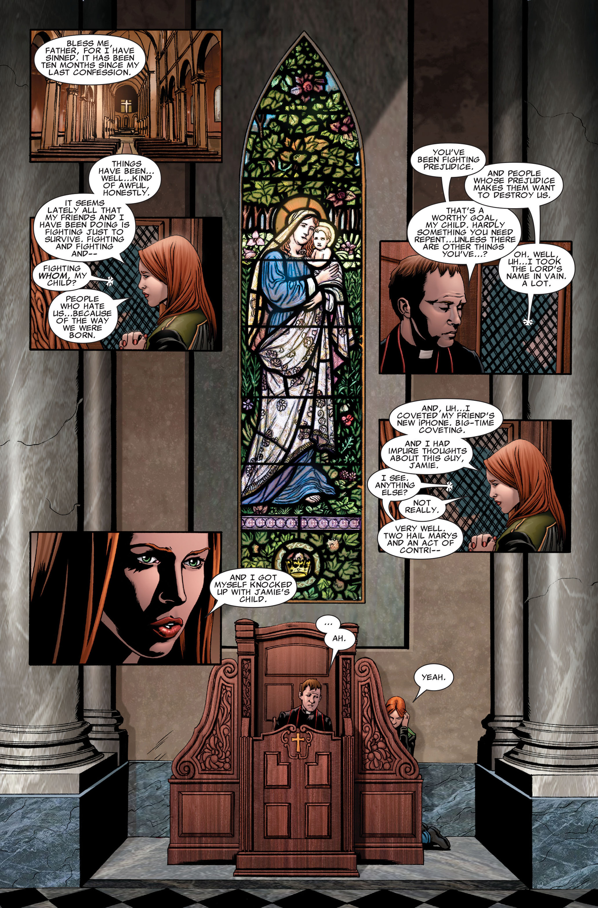 Read online X-Factor (2006) comic -  Issue #28 - 3