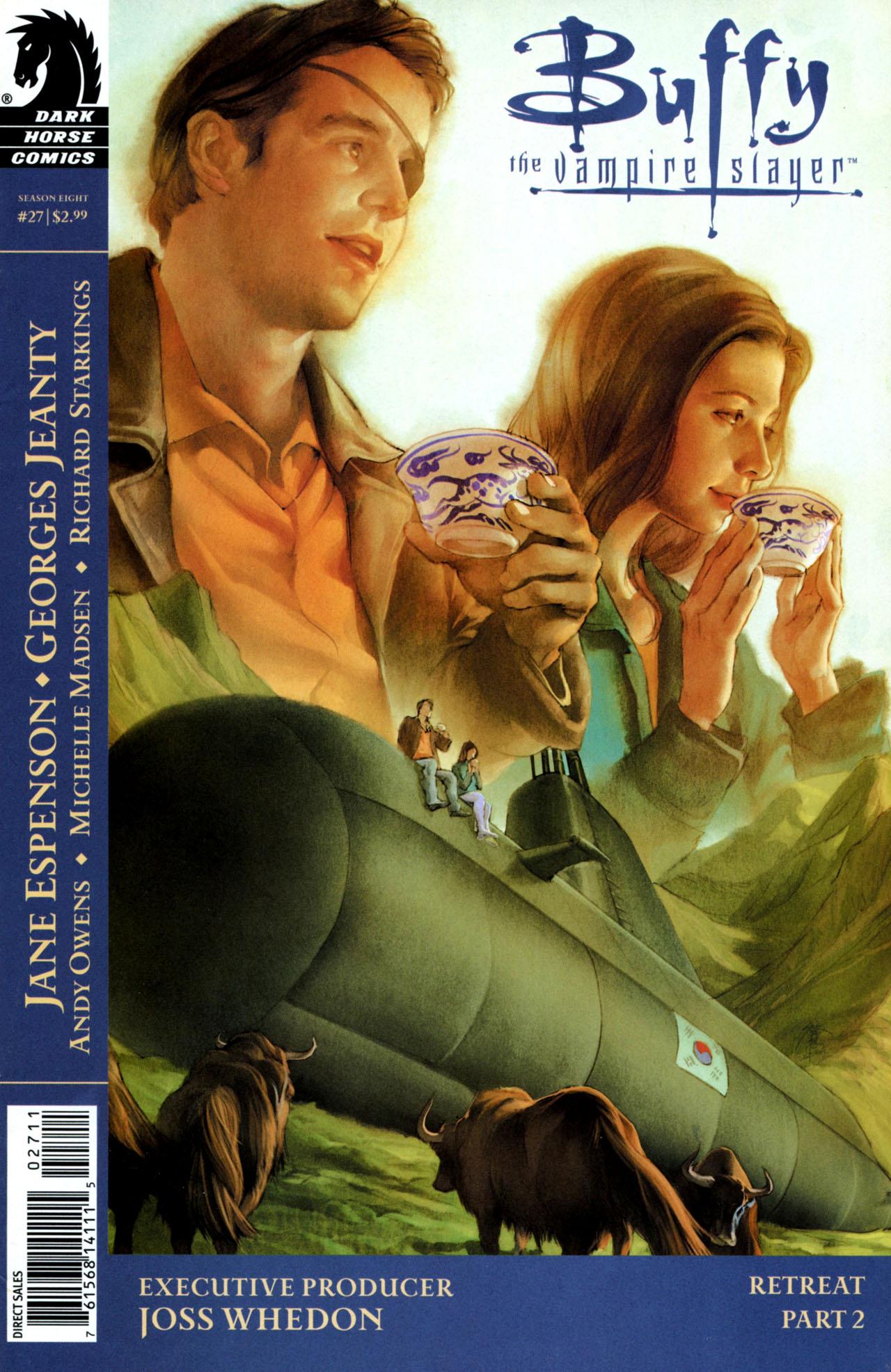 Buffy the Vampire Slayer Season Eight 27 Page 1