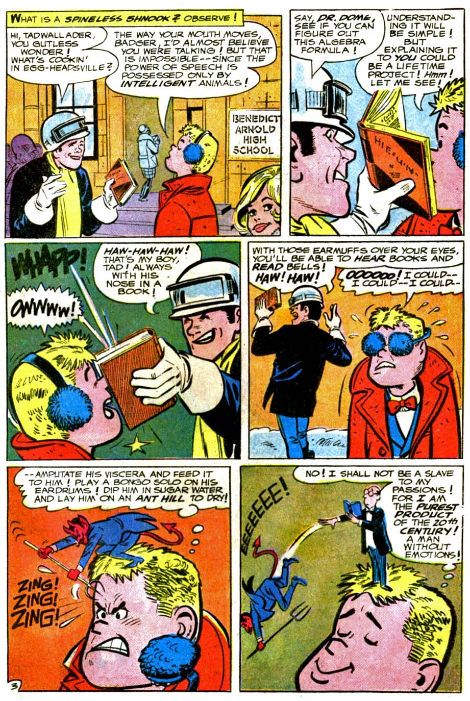The Adventures of Bob Hope issue 97 - Page 5