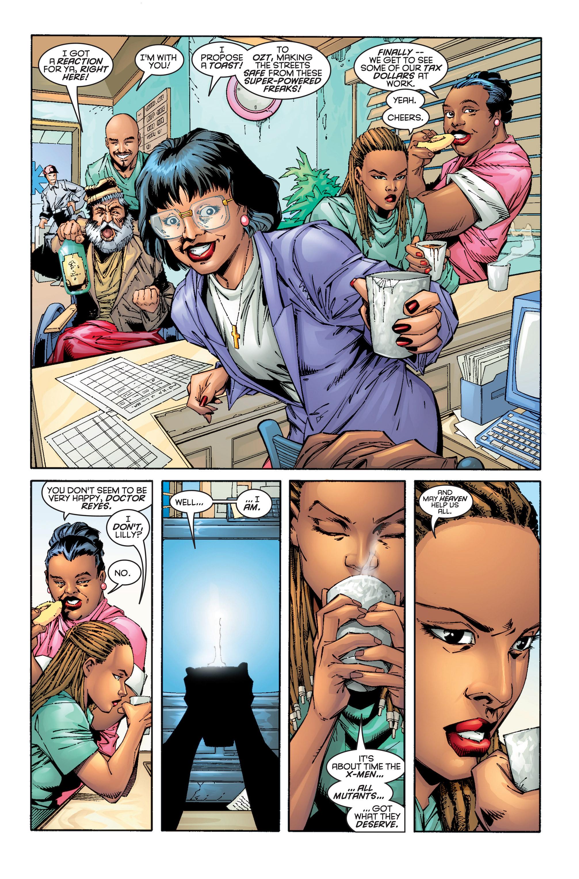X-Men (1991) 66 Page 2