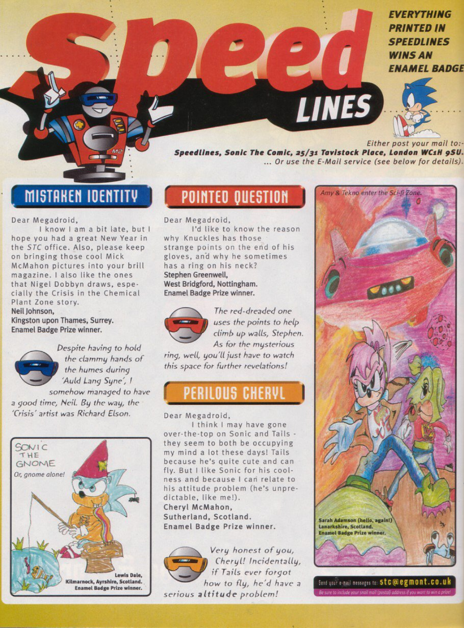 Read online Sonic the Comic comic -  Issue #121 - 15