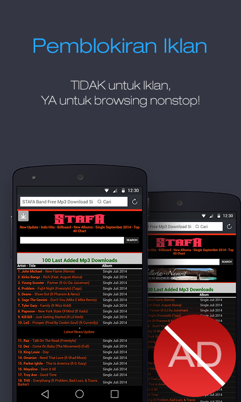 Aplikasi UC Browser Apk Untuk Android 2015