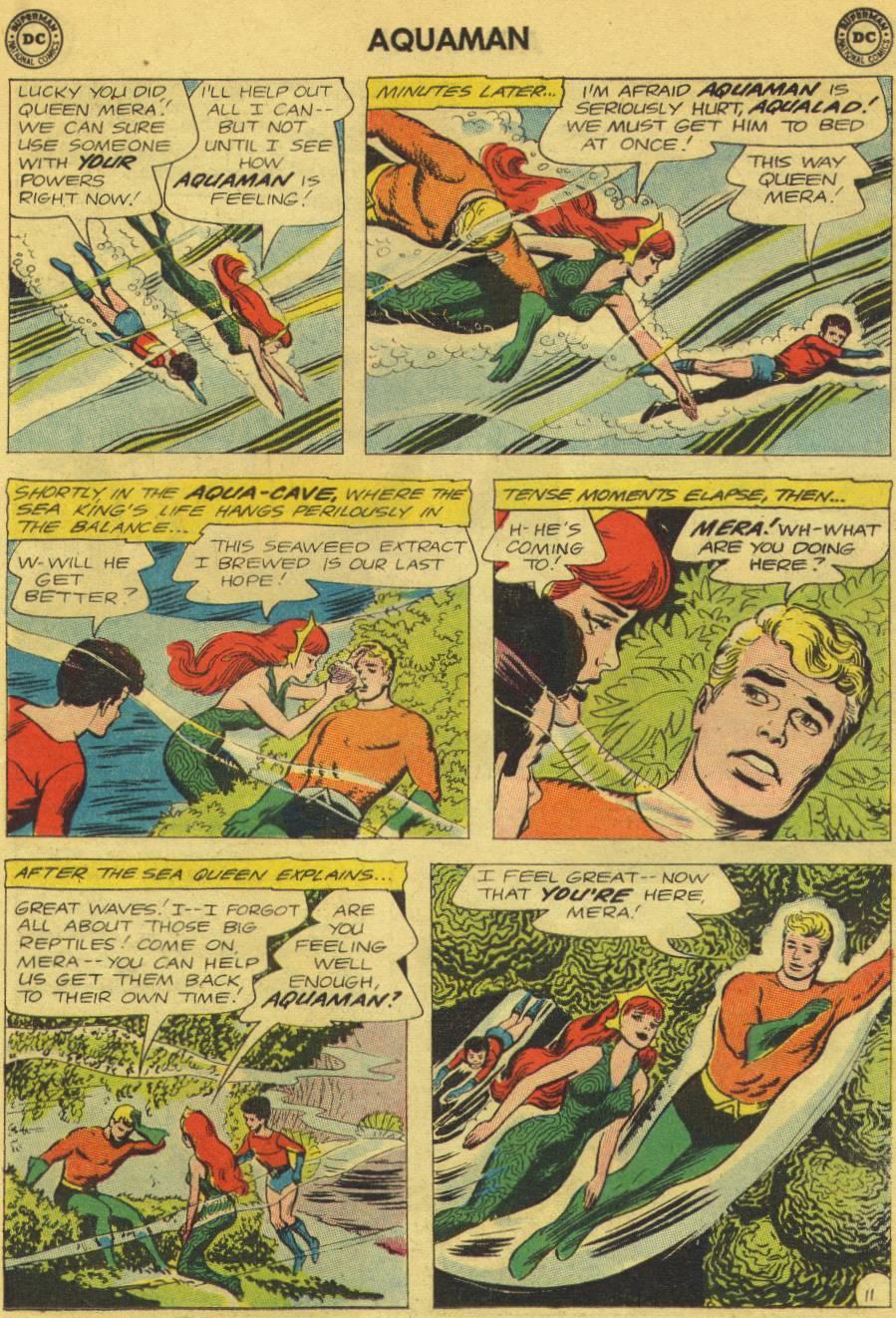 Read online Aquaman (1962) comic -  Issue #13 - 15