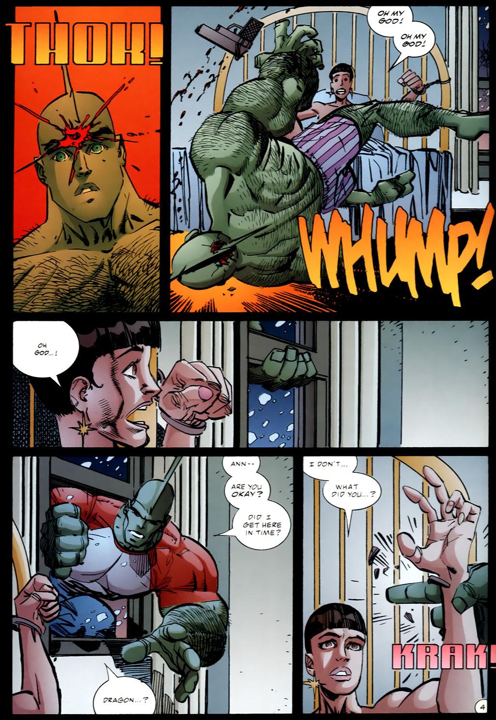 The Savage Dragon (1993) Issue #98 #101 - English 6