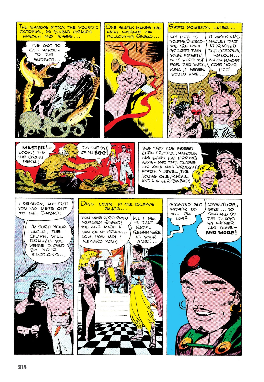 Read online The Joe Kubert Archives comic -  Issue # TPB (Part 3) - 25