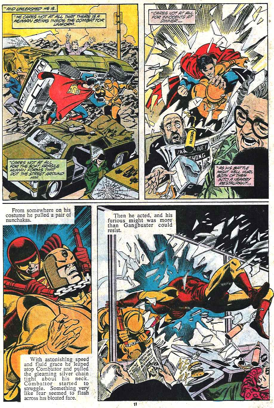 Read online Adventures of Superman (1987) comic -  Issue #437 - 11