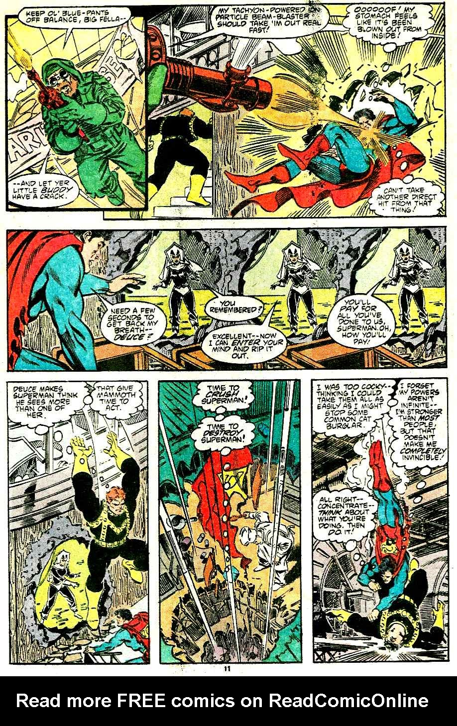 Adventures of Superman (1987) 430 Page 11