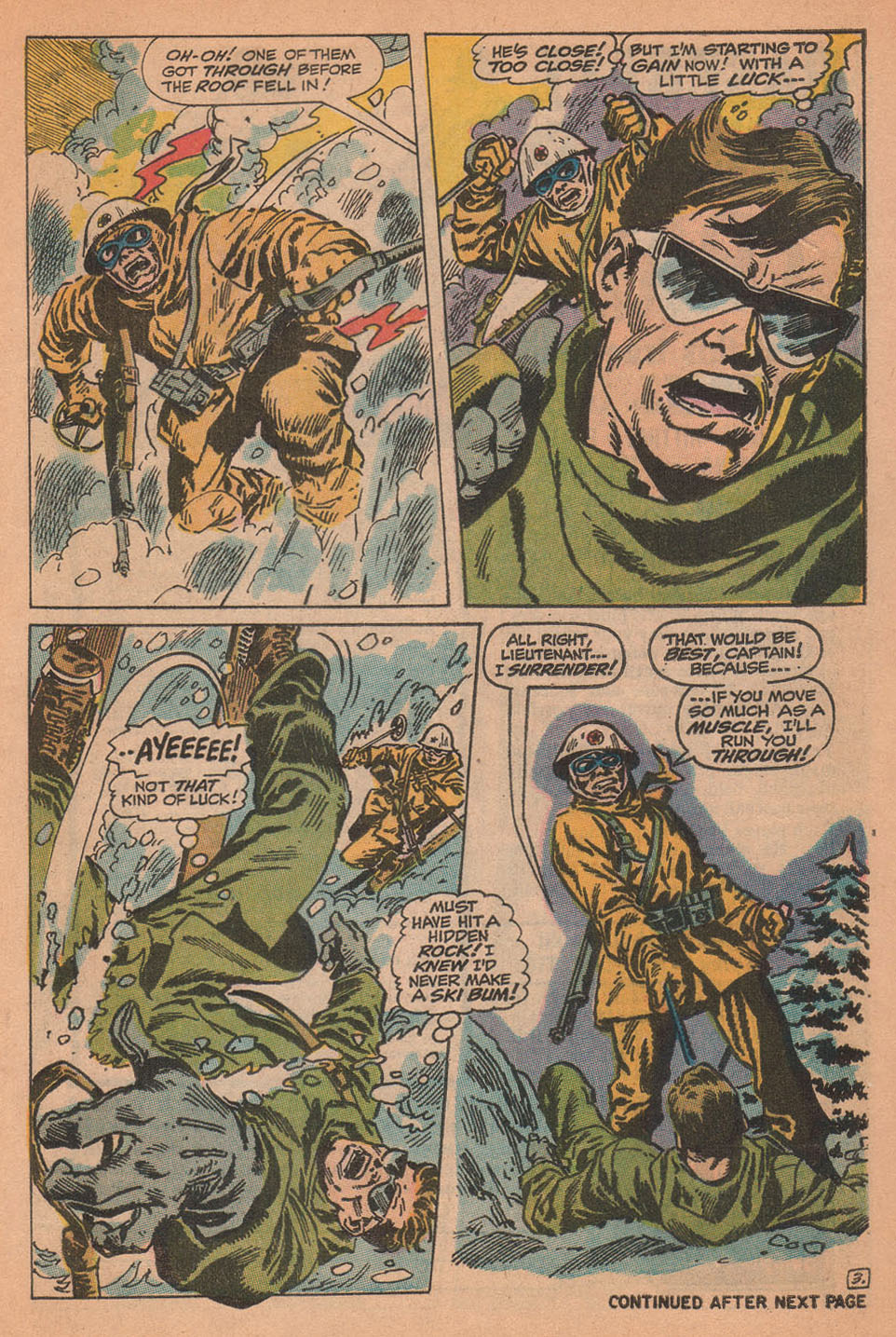 Captain Savage and his Leatherneck Raiders issue 16 - Page 5
