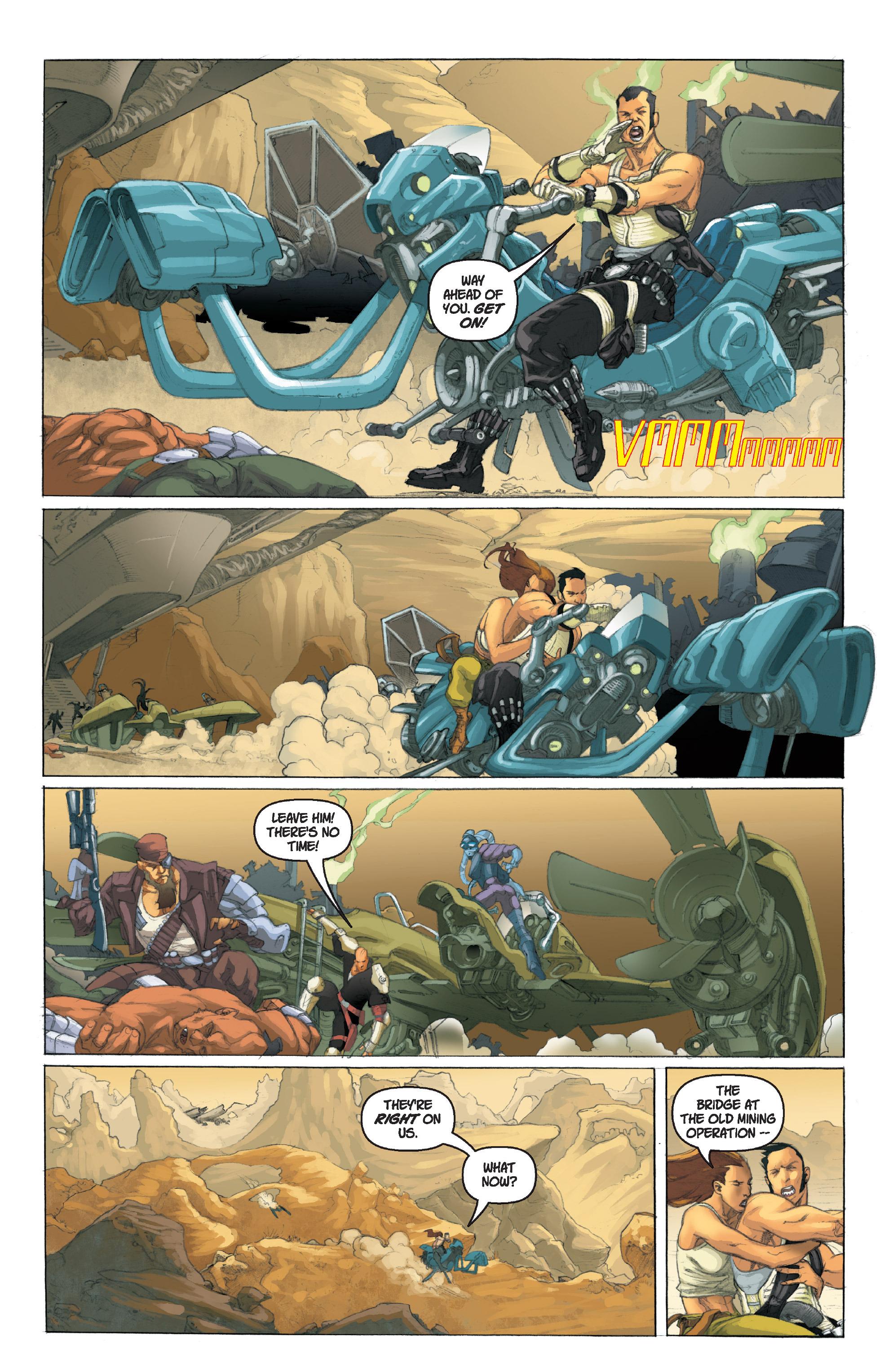 Read online Star Wars Omnibus comic -  Issue # Vol. 22 - 122