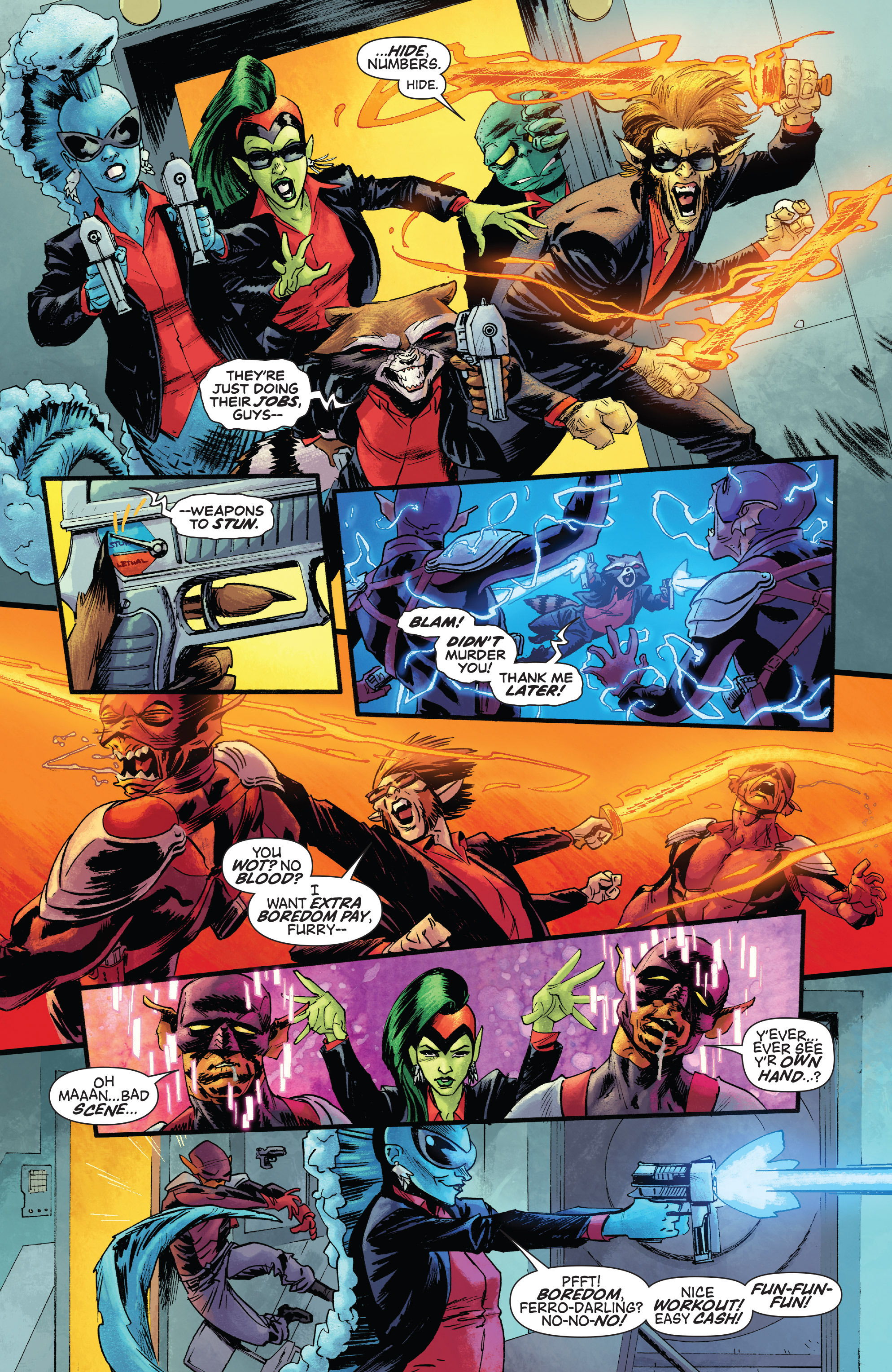 Read online Rocket comic -  Issue #1 - 18